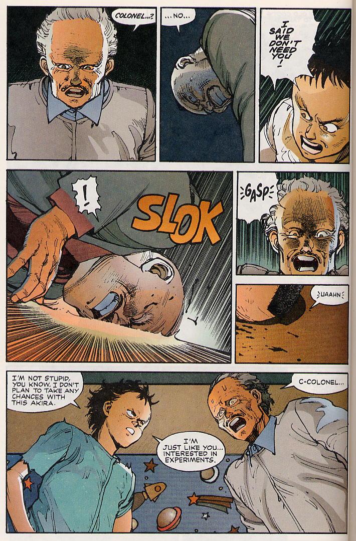 Read online Akira comic -  Issue #8 - 48