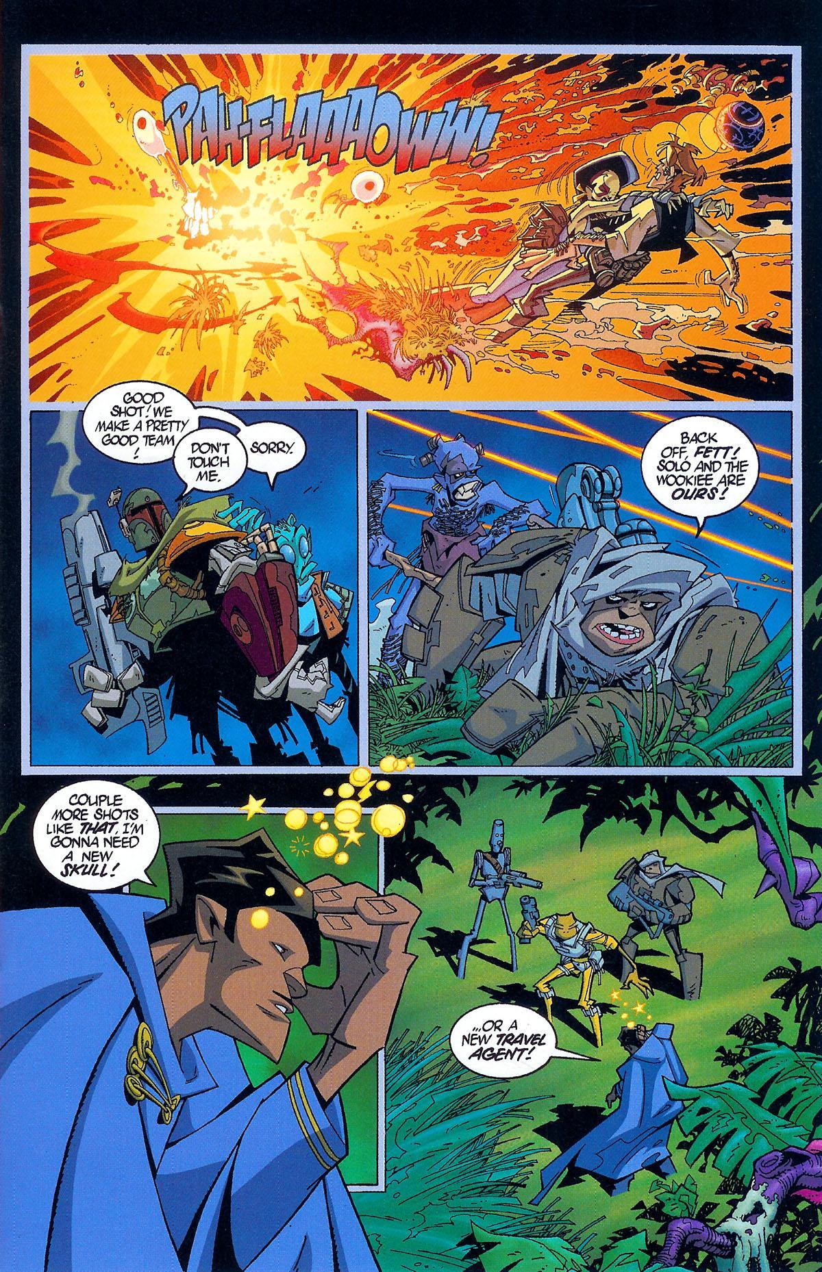 Read online Star Wars Omnibus comic -  Issue # Vol. 12 - 192