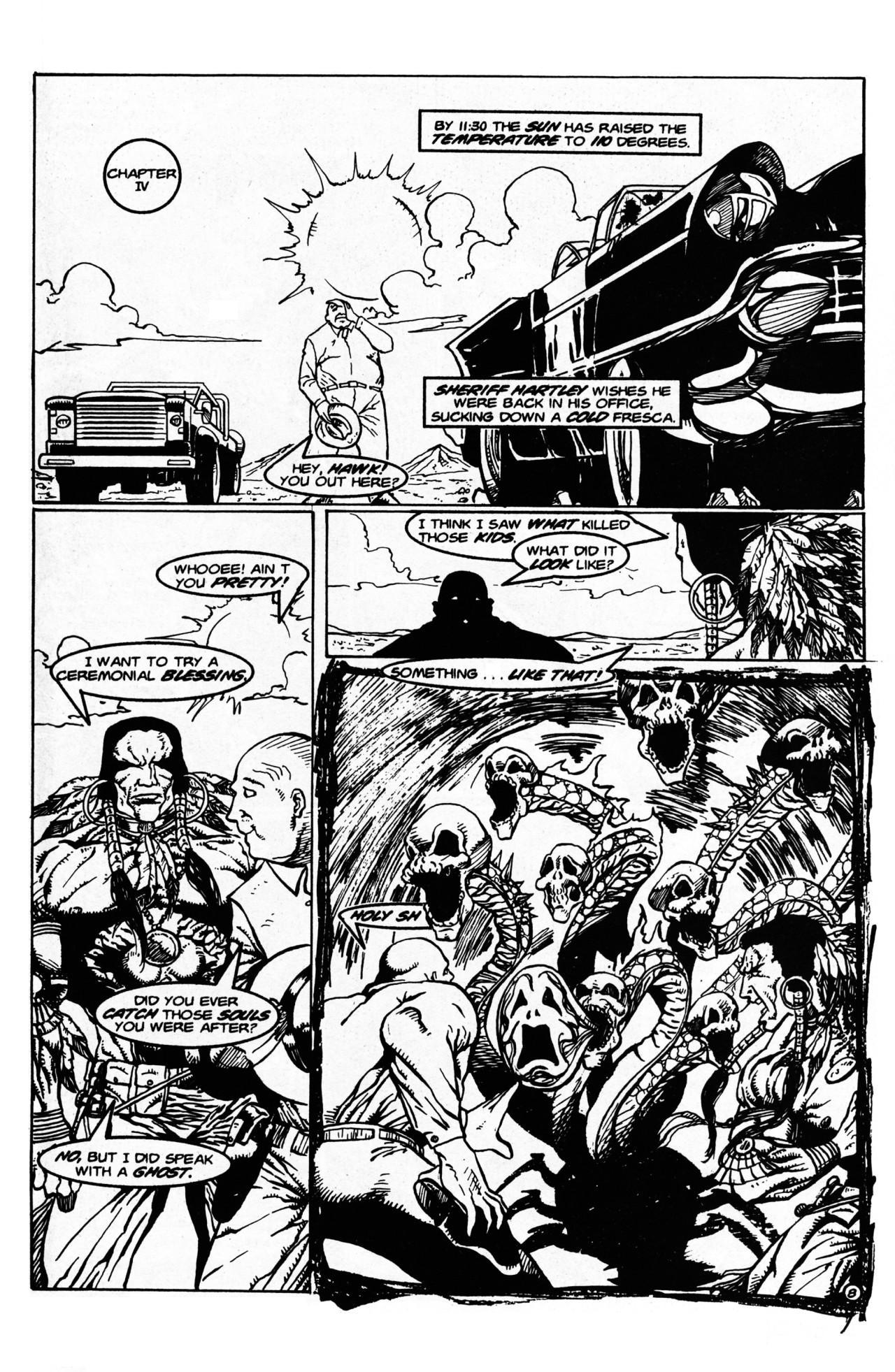 Read online Dr. Weird (1997) comic -  Issue #1 - 10