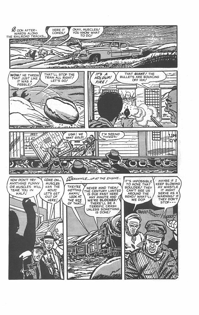 Read online Men of Mystery Comics comic -  Issue #22 - 5