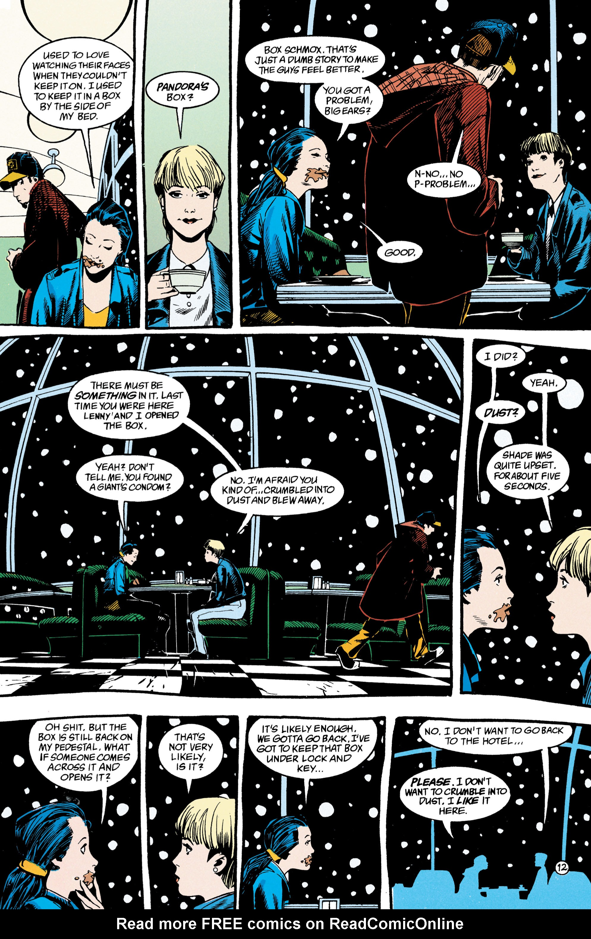 Read online Shade, the Changing Man comic -  Issue #47 - 13