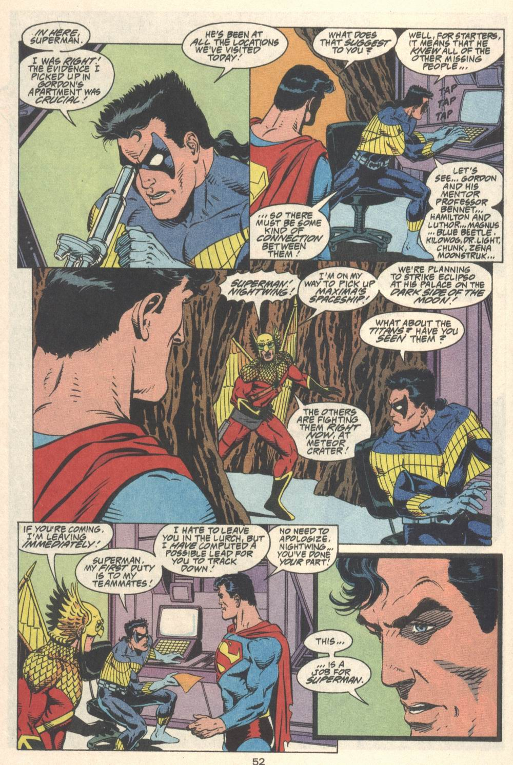 Read online Adventures of Superman (1987) comic -  Issue #Adventures of Superman (1987) _Annual 4 - 53