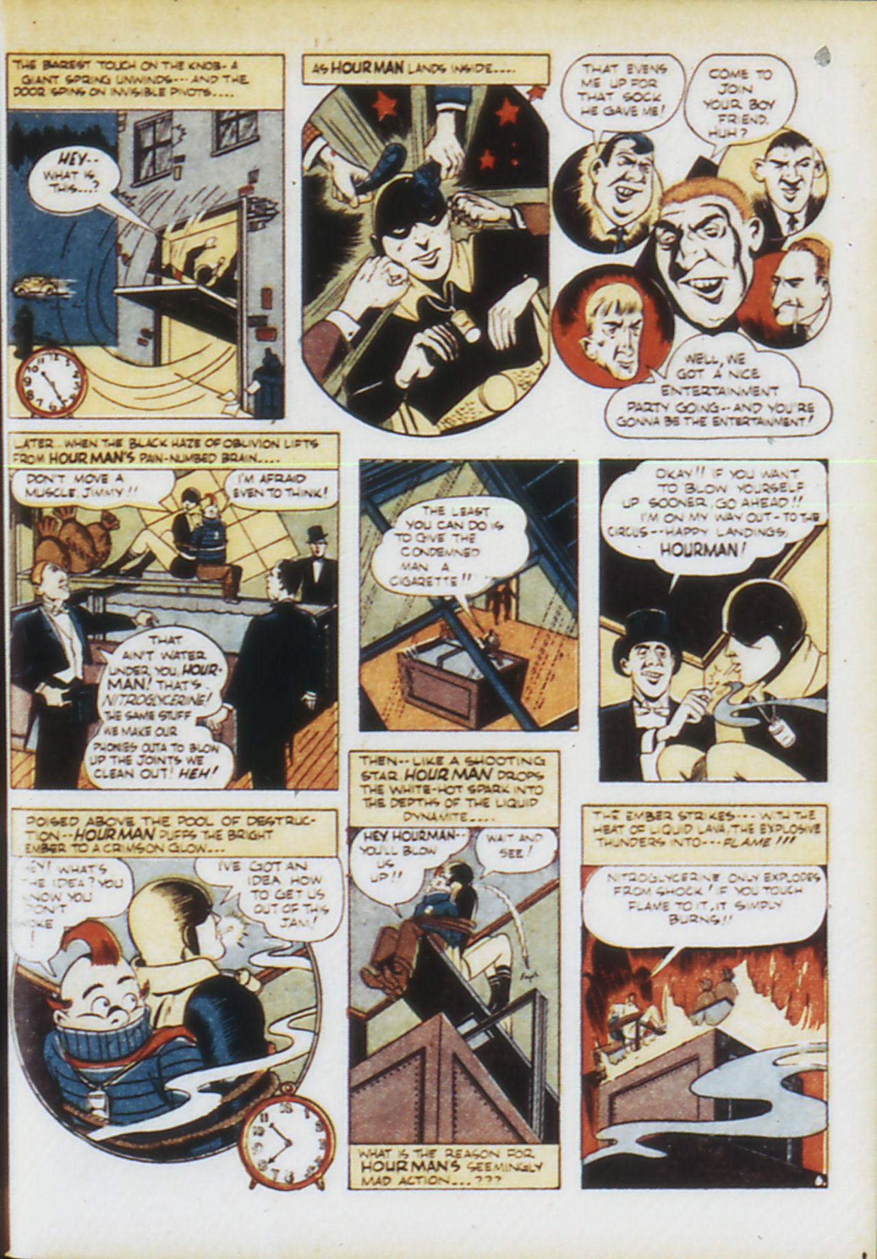 Read online Adventure Comics (1938) comic -  Issue #74 - 20