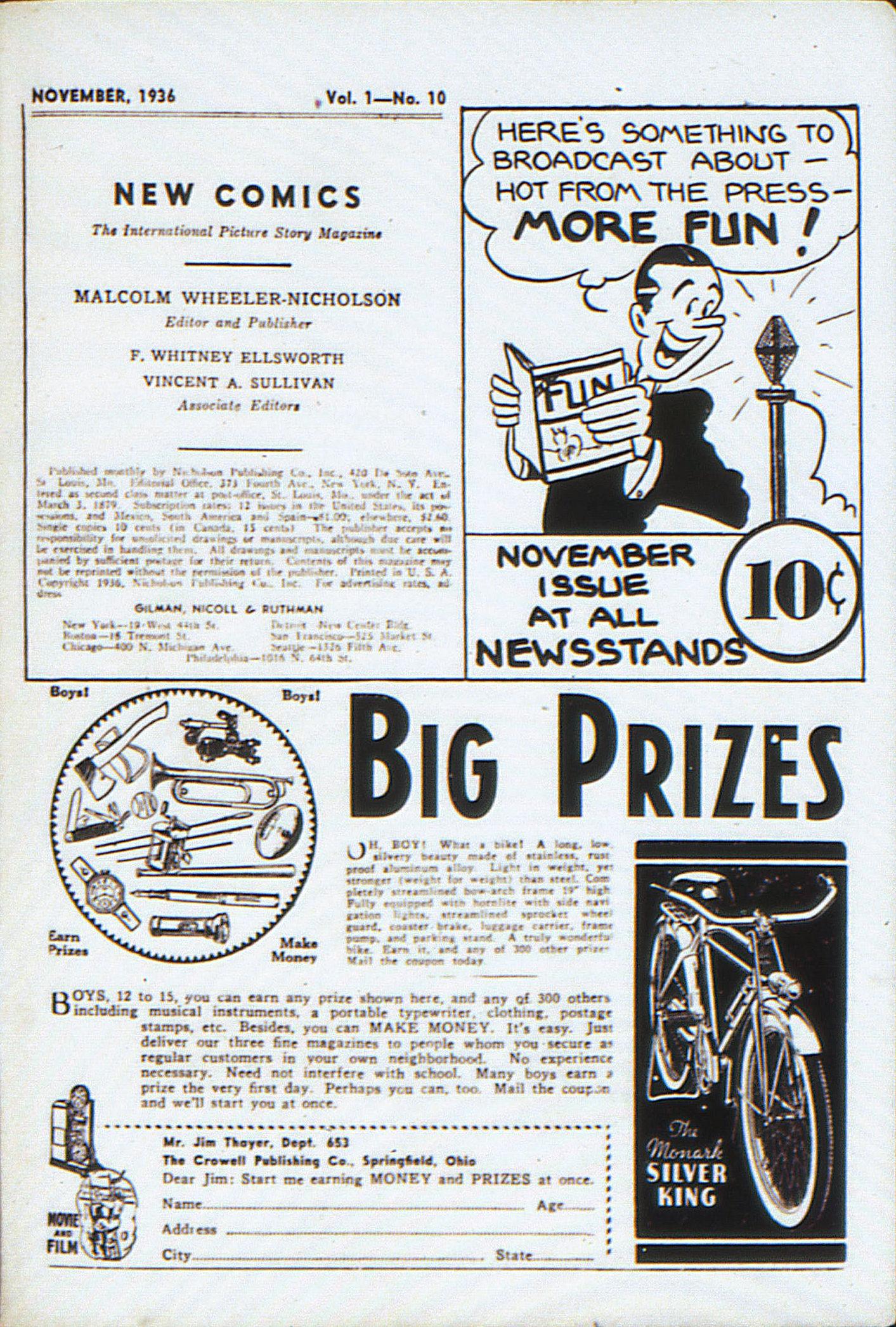 Read online Adventure Comics (1938) comic -  Issue #10 - 68