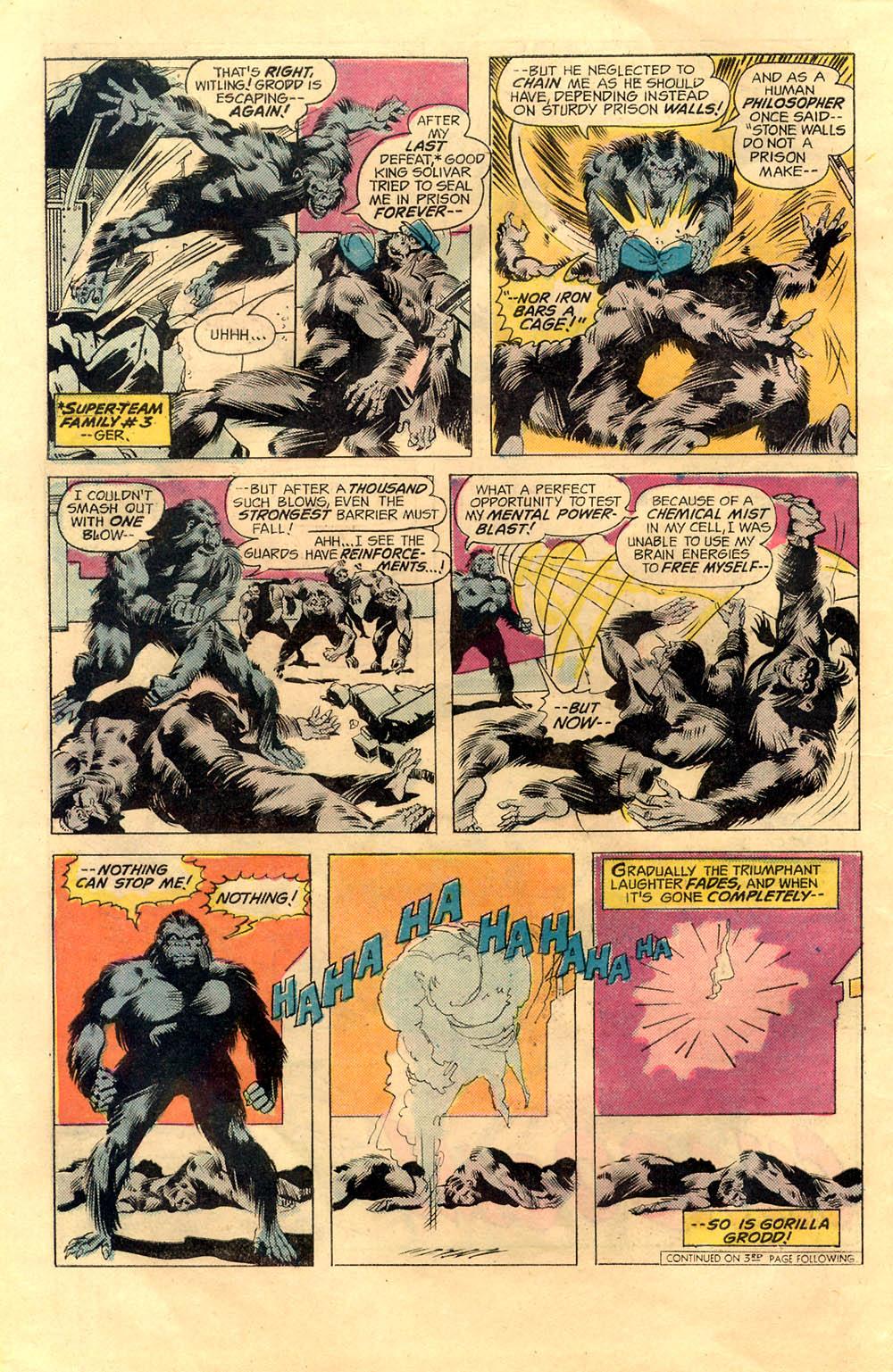 Read online Secret Society of Super-Villains comic -  Issue #1 - 5