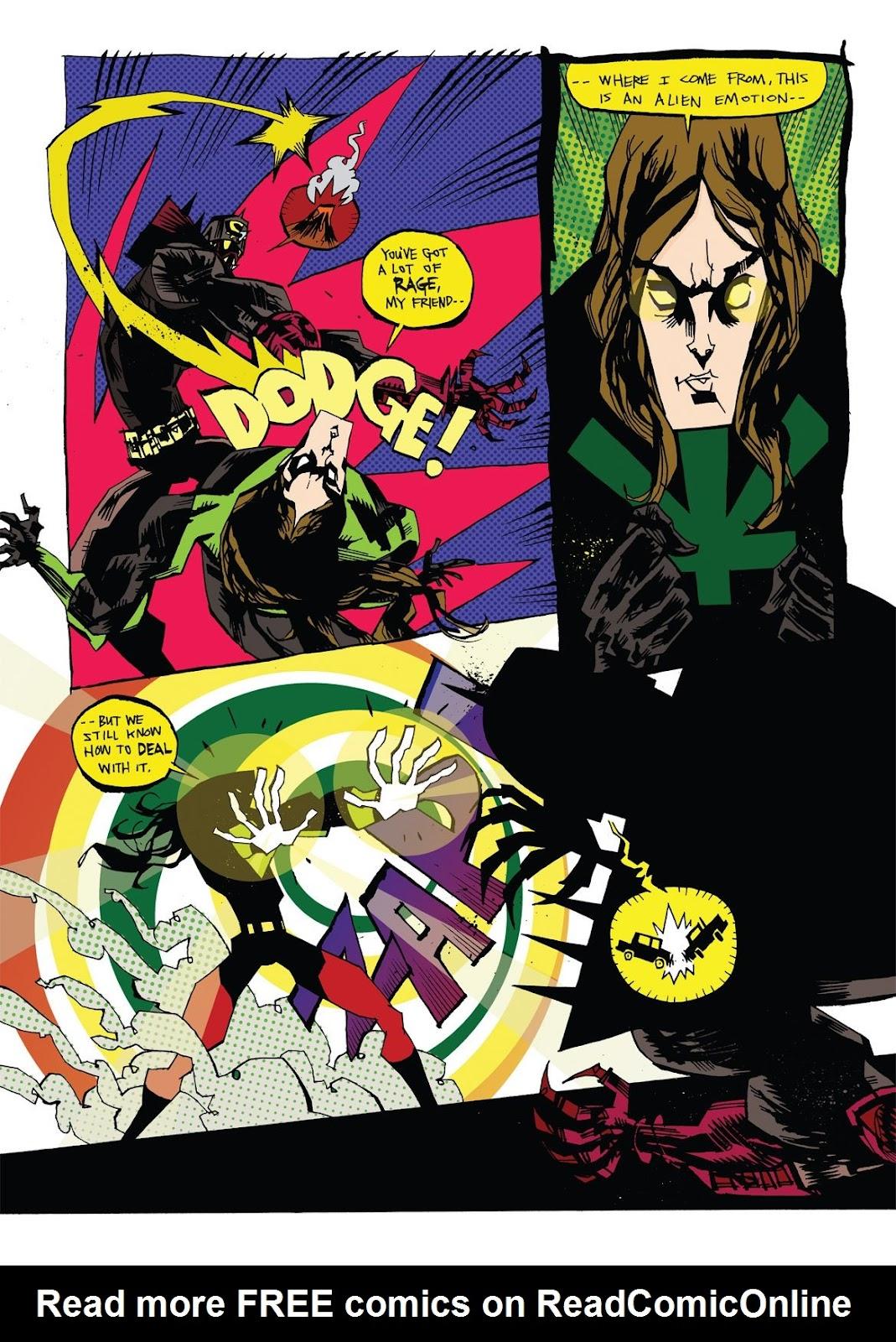 Read online Marijuanaman comic -  Issue # Full - 21