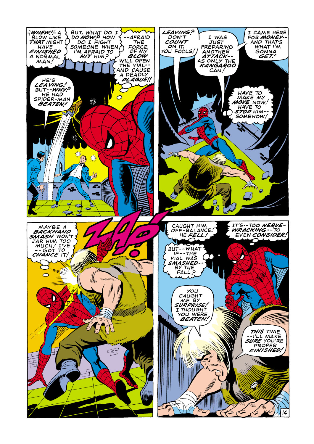 The Amazing Spider-Man (1963) 81 Page 14