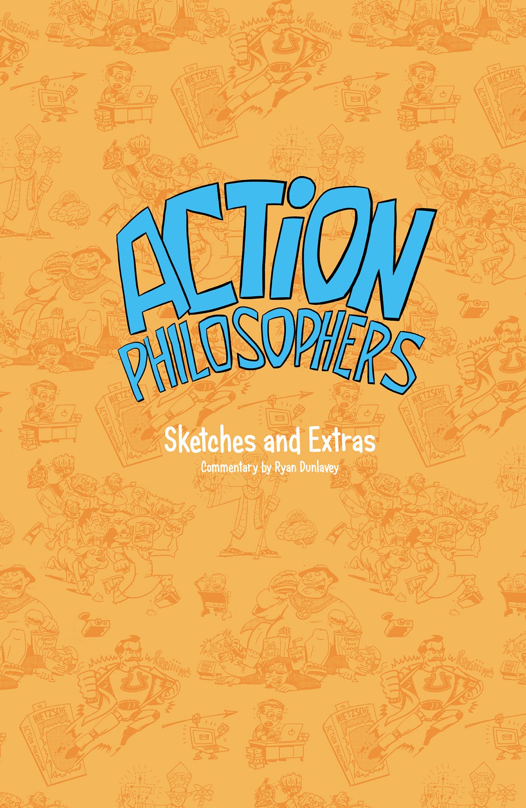 Read online Action Philosophers! comic -  Issue #Action Philosophers! TPB (Part 2) - 164