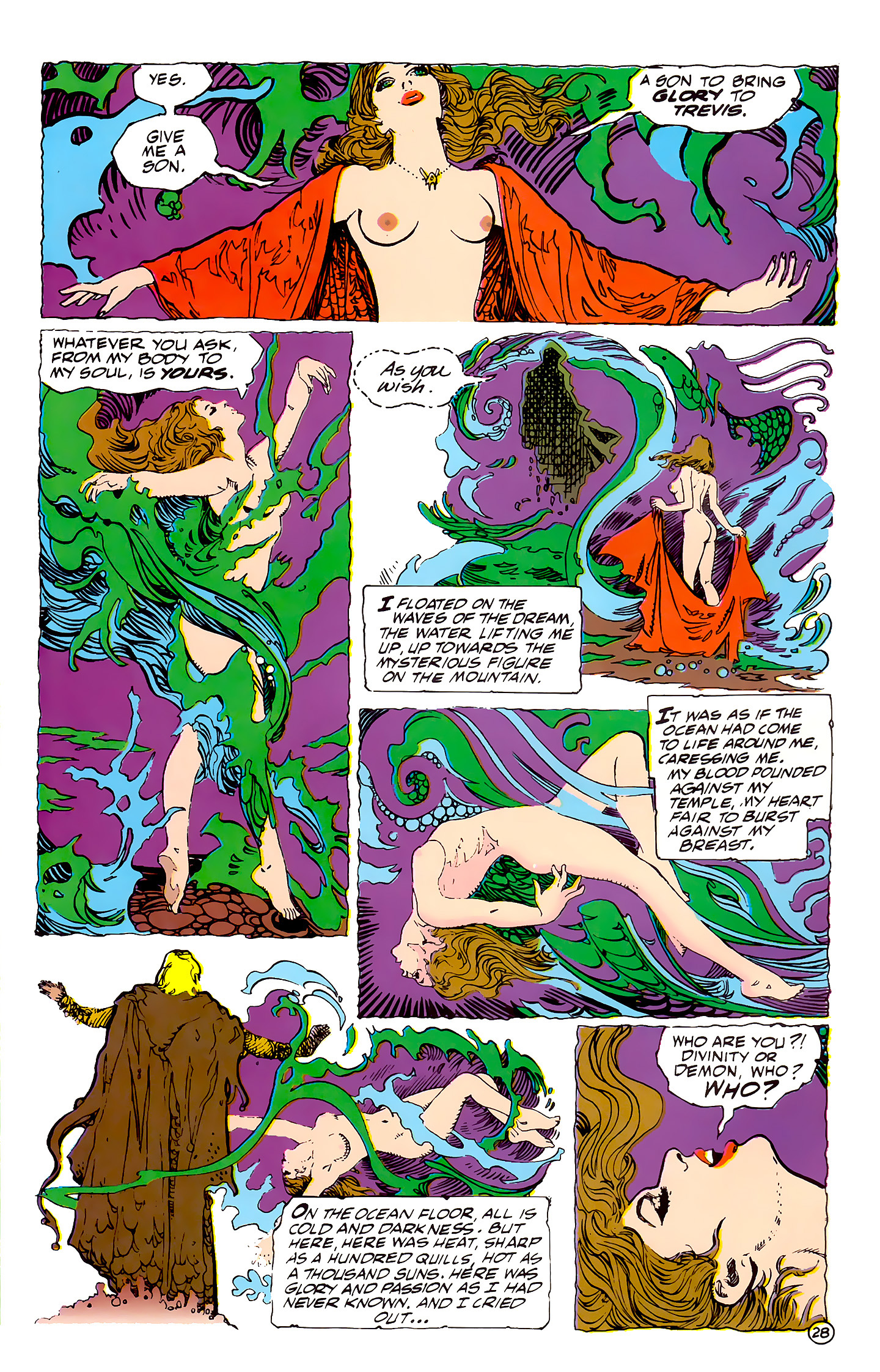Read online Atlantis Chronicles comic -  Issue #7 - 29