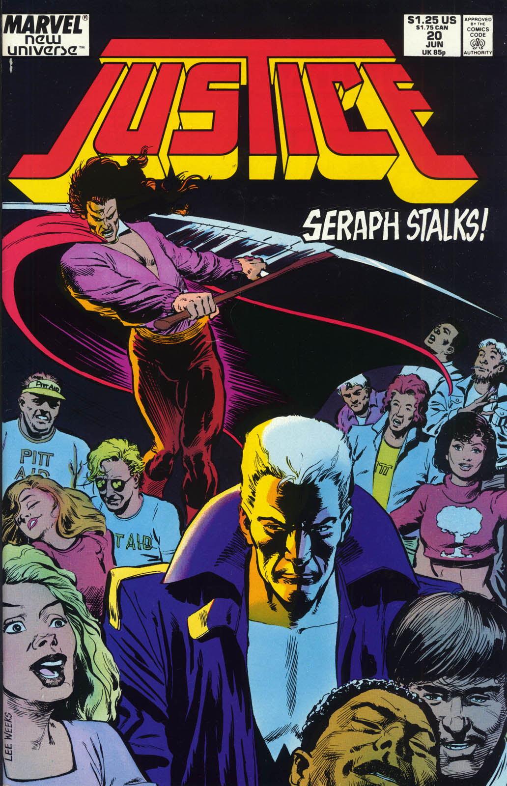 Justice (1986) 20 Page 1