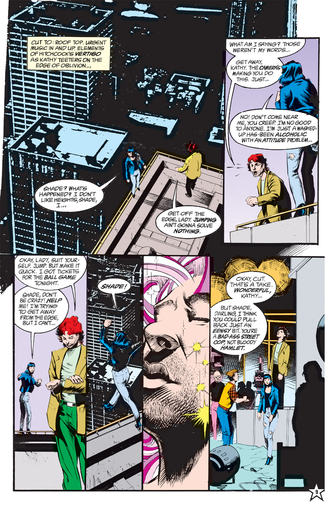 Read online Shade, the Changing Man comic -  Issue #6 - 11