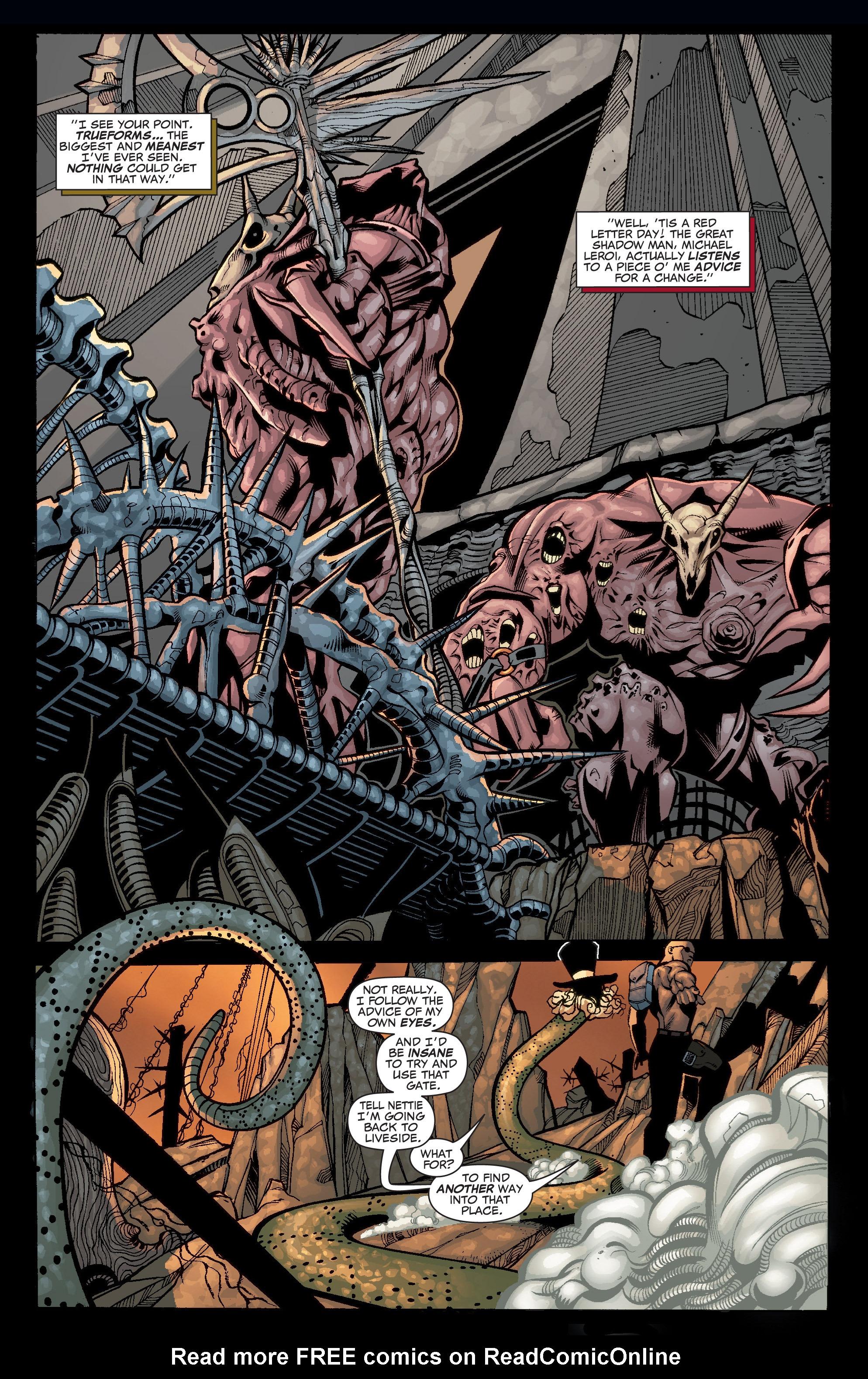 Read online Shadowman (1999) comic -  Issue #3 - 9