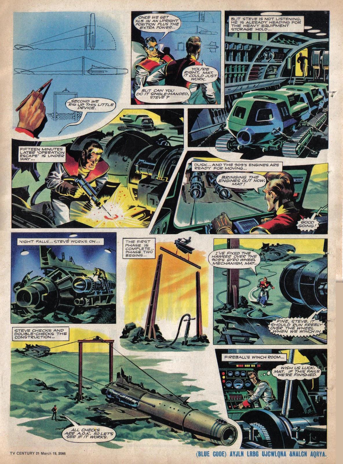 TV Century 21 (TV 21) issue 61 - Page 16