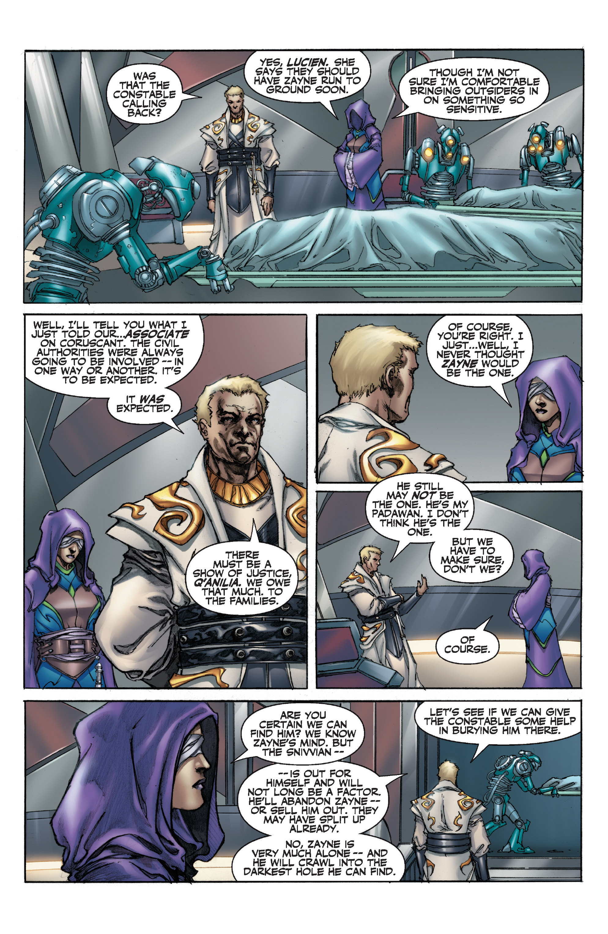 Read online Star Wars Omnibus comic -  Issue # Vol. 29 - 54
