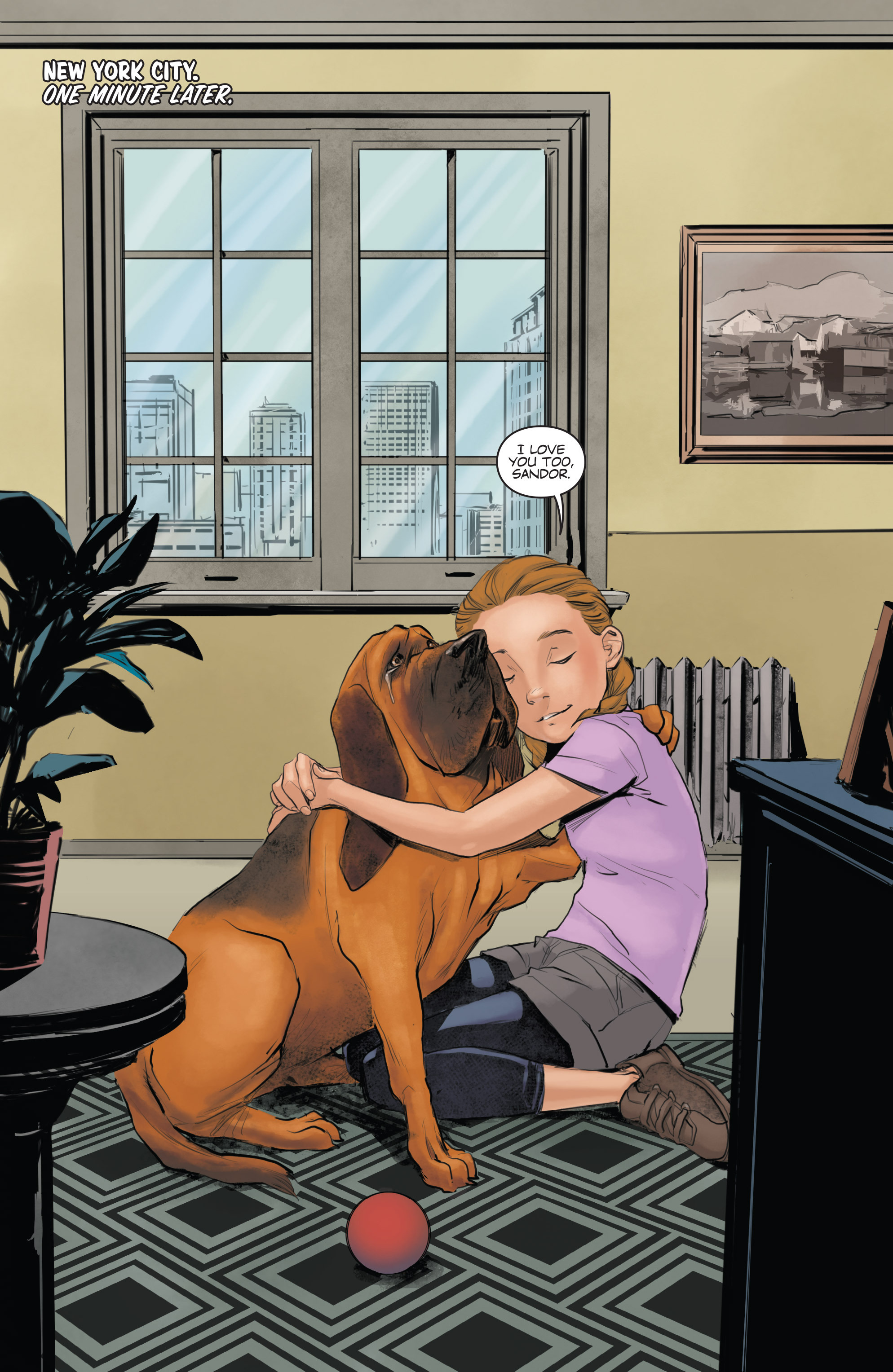 Read online Animosity comic -  Issue #1 - 9