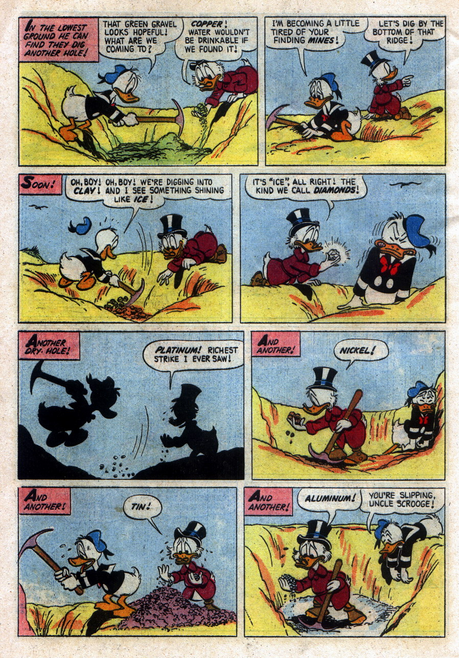 Read online Uncle Scrooge (1953) comic -  Issue #11 - 32