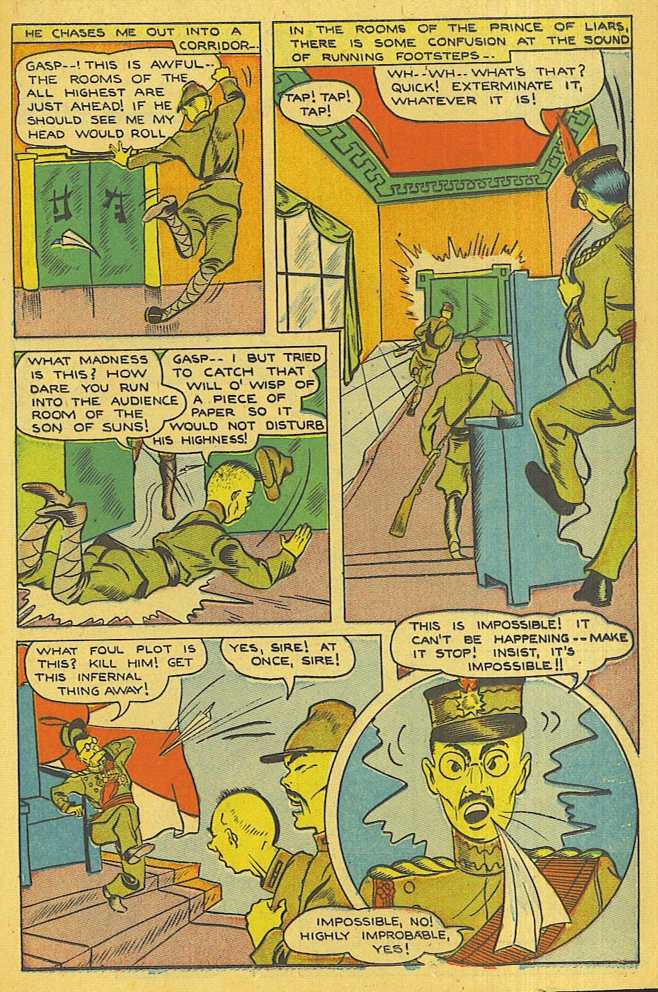 Super-Magician Comics issue 42 - Page 30