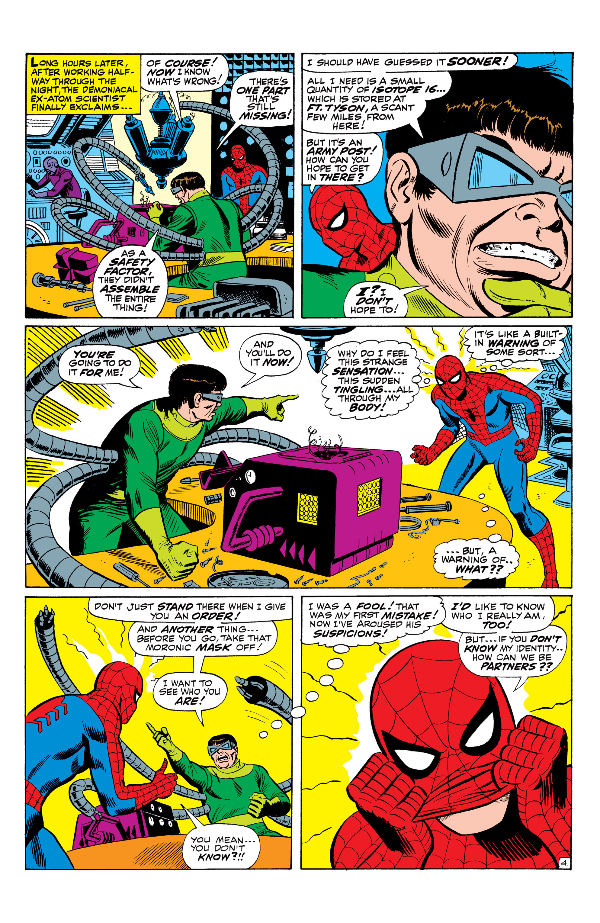 The Amazing Spider-Man (1963) 56 Page 4