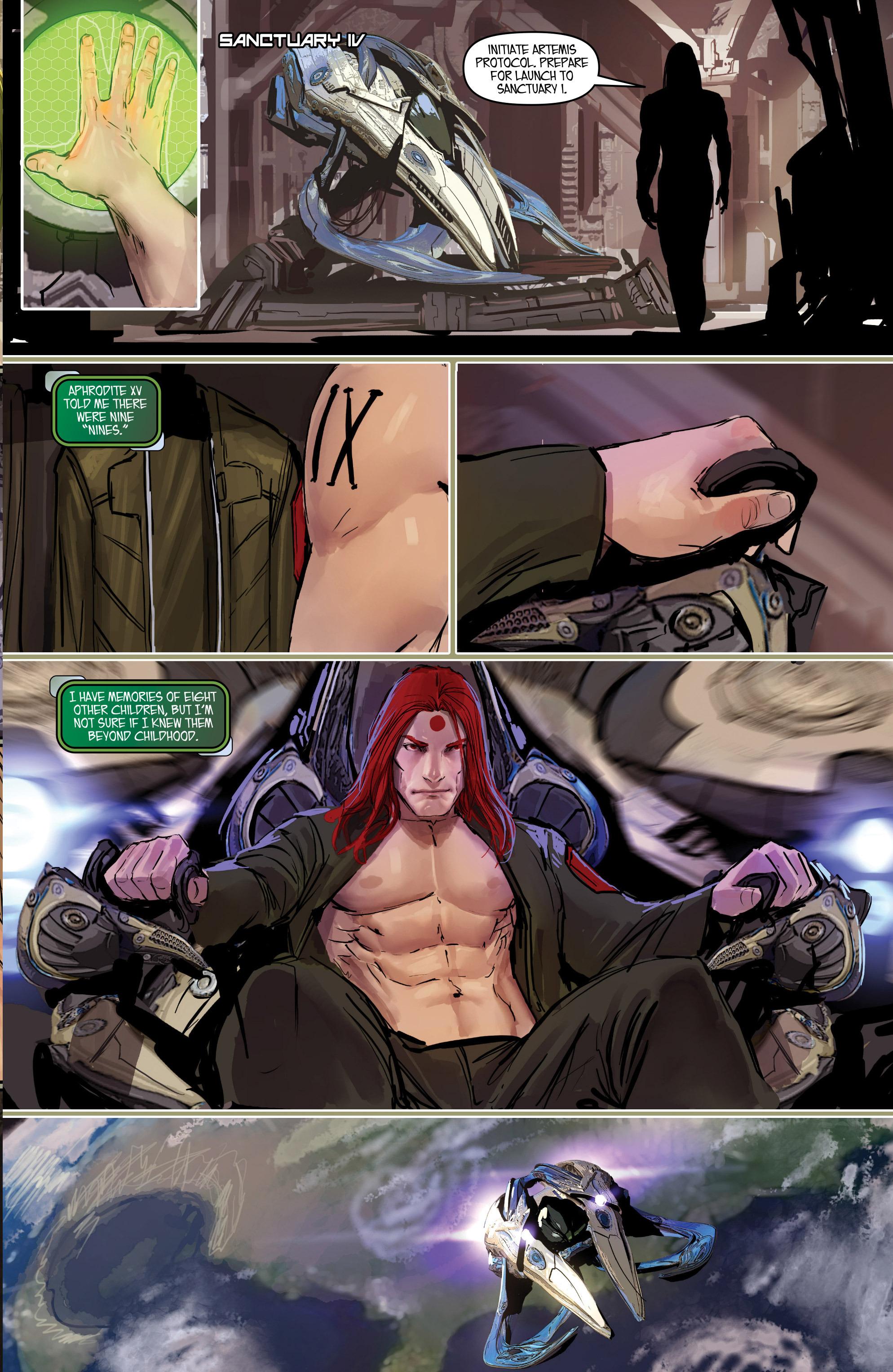 Read online Aphrodite IX (2013) comic -  Issue #Aphrodite IX (2013) _TPB 2 - 57