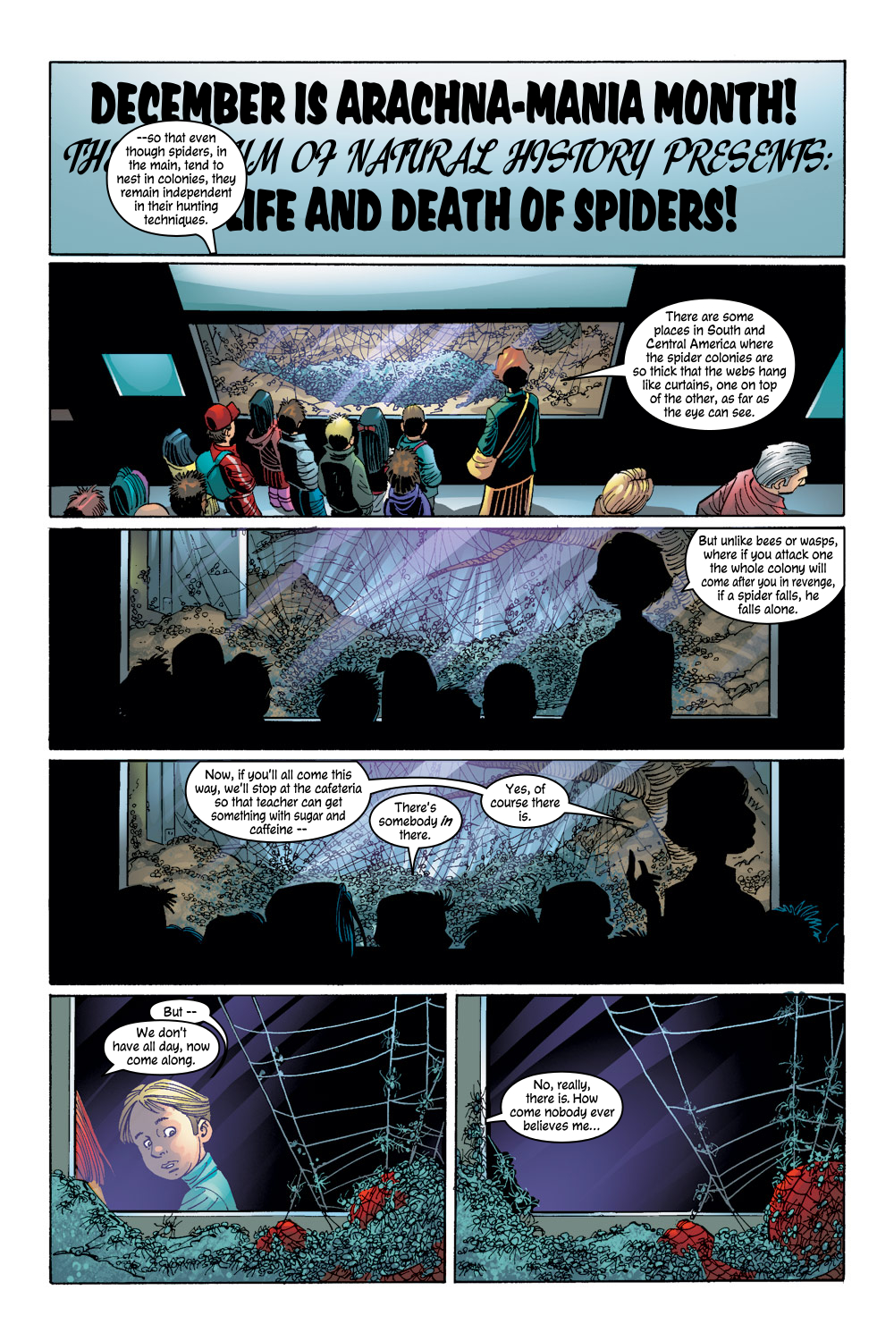The Amazing Spider-Man (1999) 48 Page 1