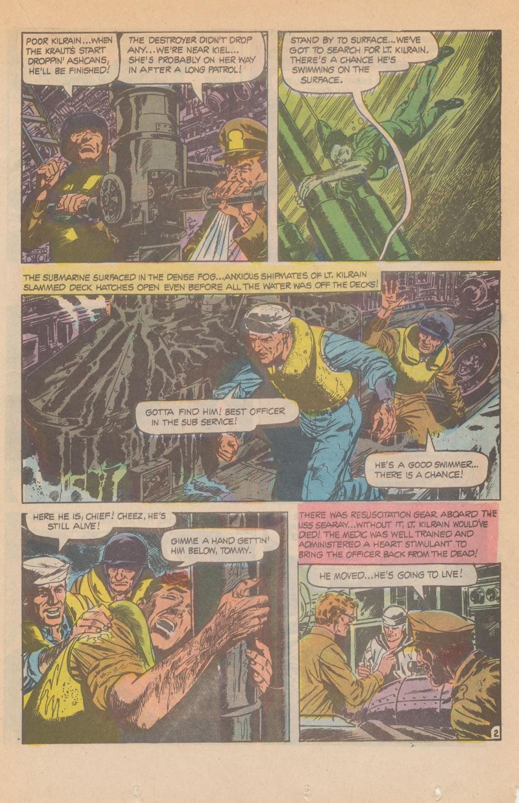 Read online Fightin' Navy comic -  Issue #133 - 15