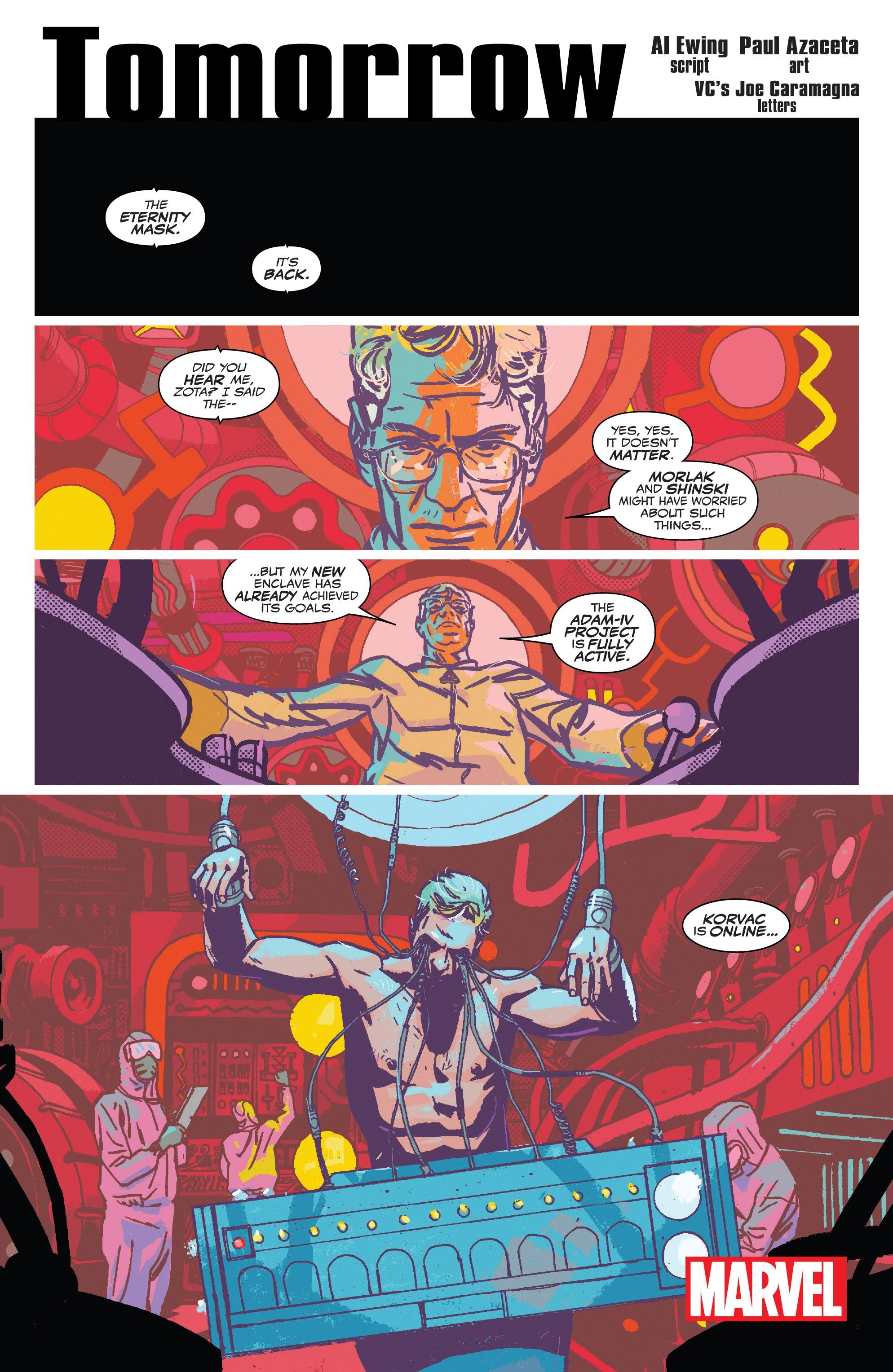 Read online Marvel Comics (2019) comic -  Issue #1000 - 88