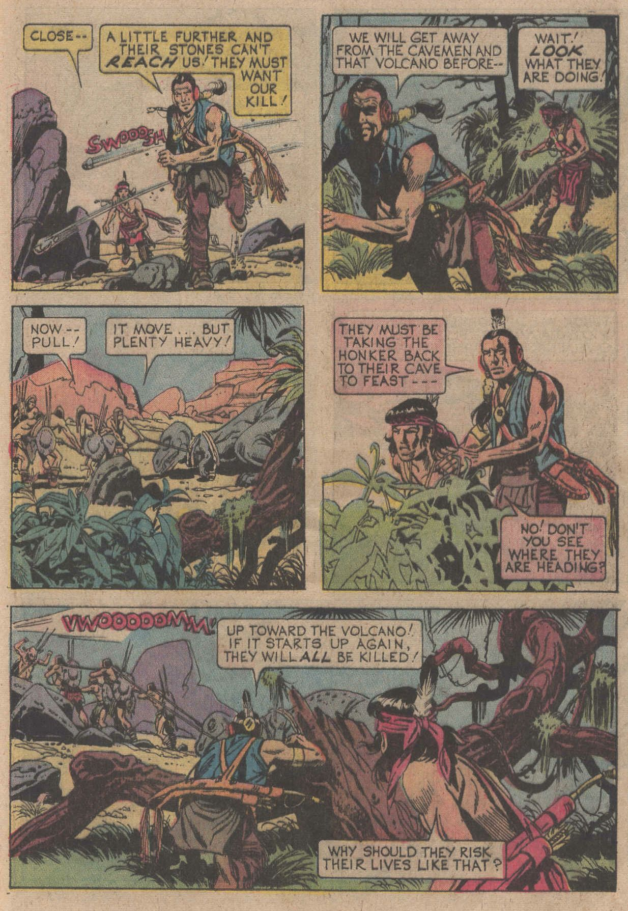 Read online Turok, Son of Stone comic -  Issue #106 - 25