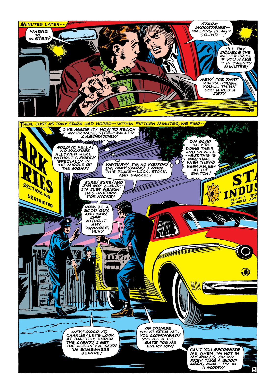Read online Marvel Masterworks: The Invincible Iron Man comic -  Issue # TPB 4 (Part 1) - 22