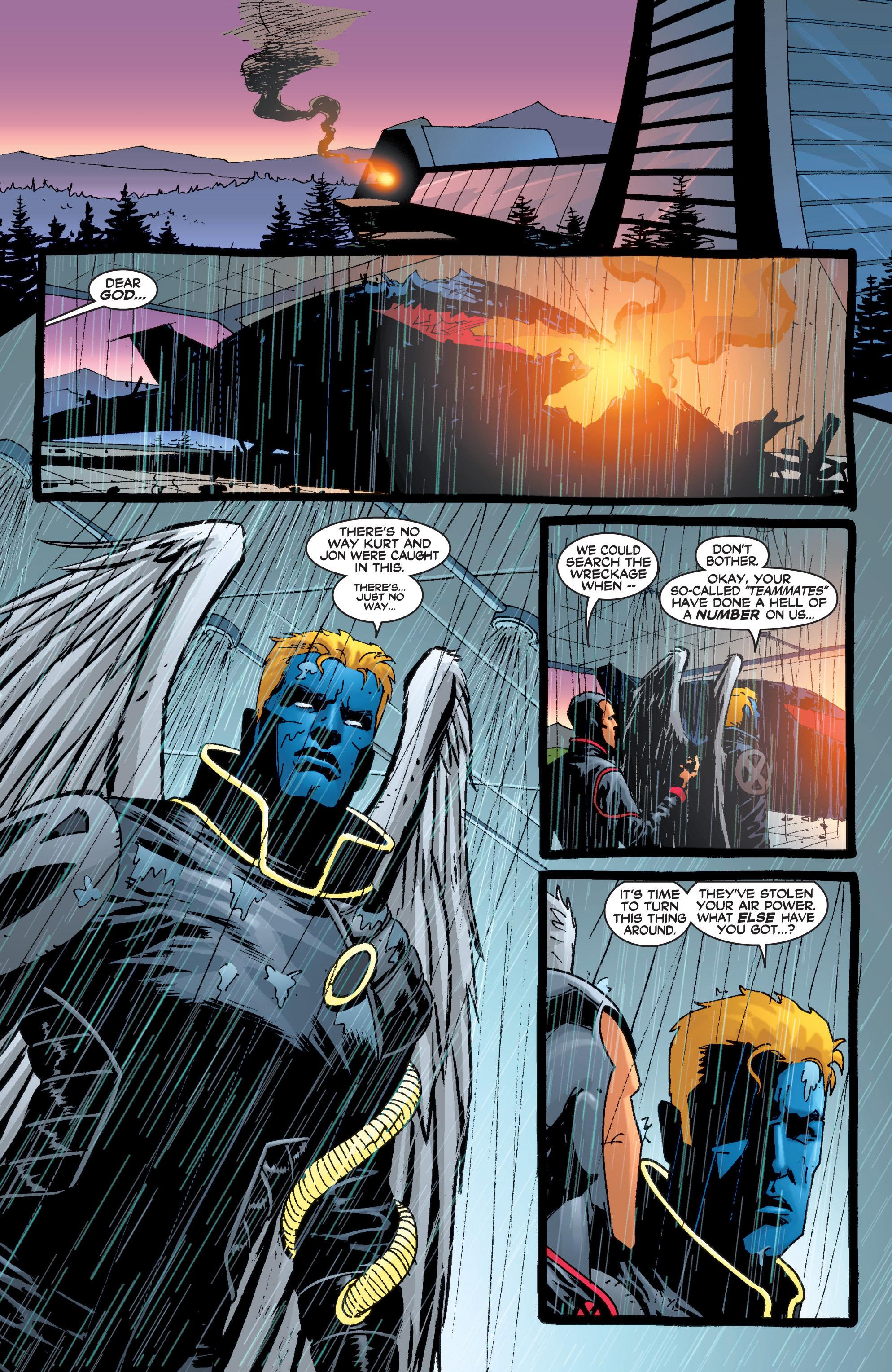 Read online Uncanny X-Men (1963) comic -  Issue #405 - 17
