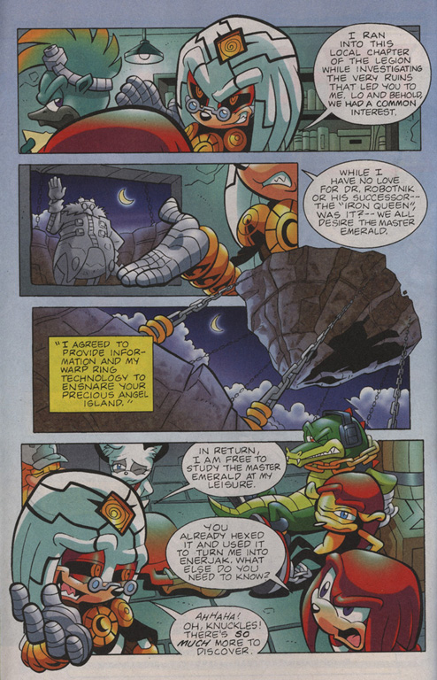 Read online Sonic Universe comic -  Issue #12 - 3