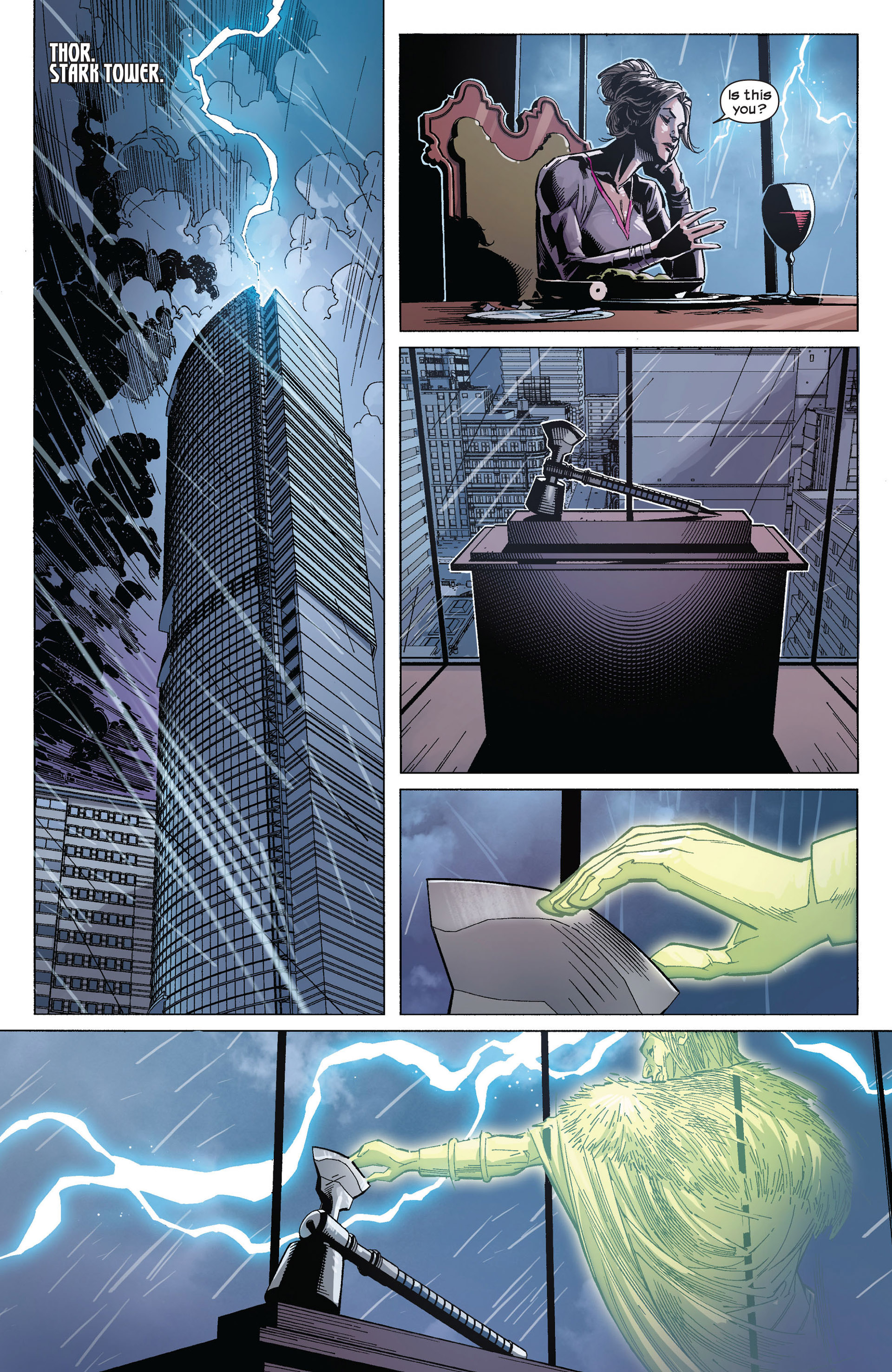 Read online Ultimate Comics Ultimates comic -  Issue #5 - 13