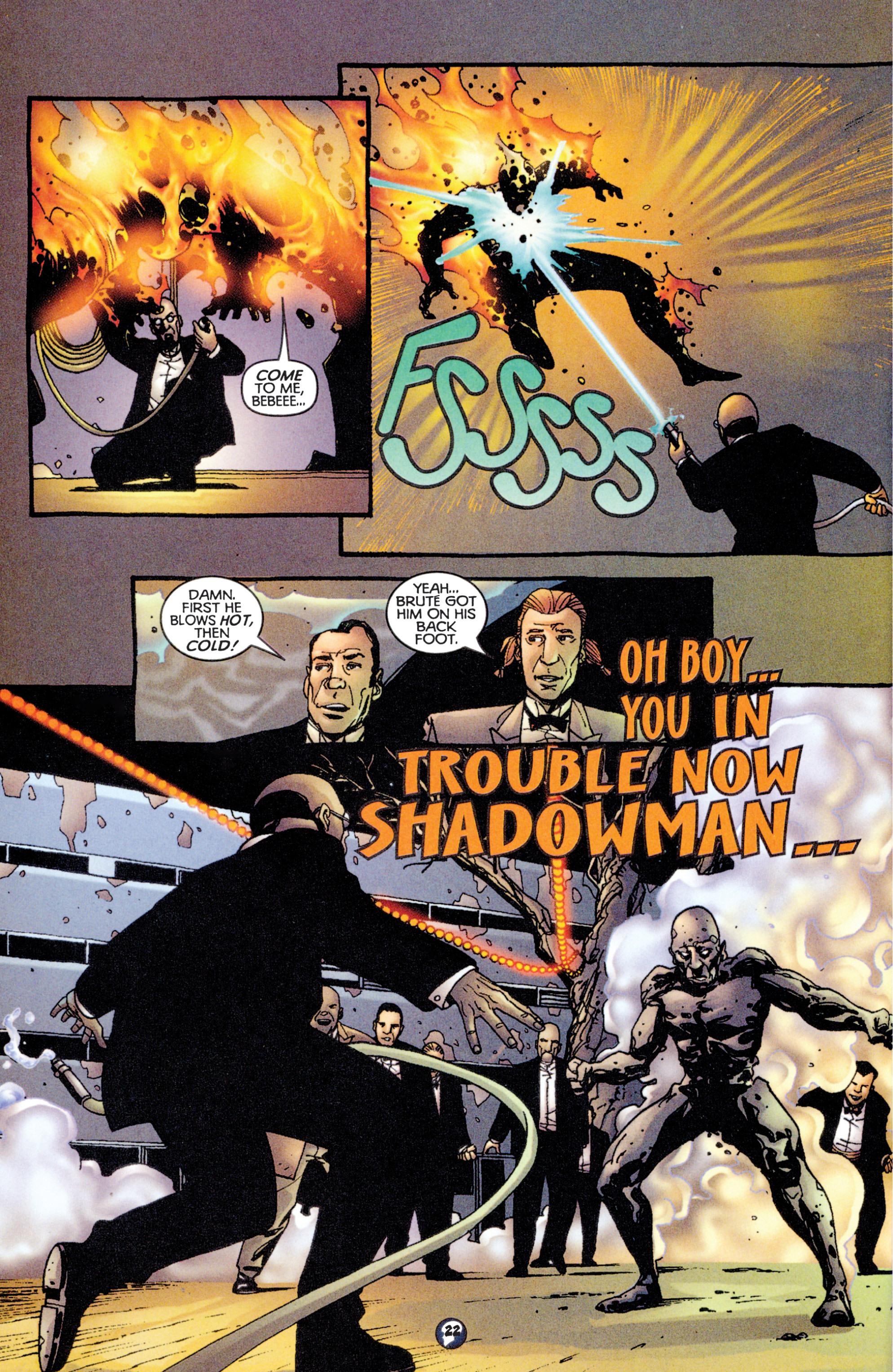Read online Shadowman (1997) comic -  Issue #14 - 18