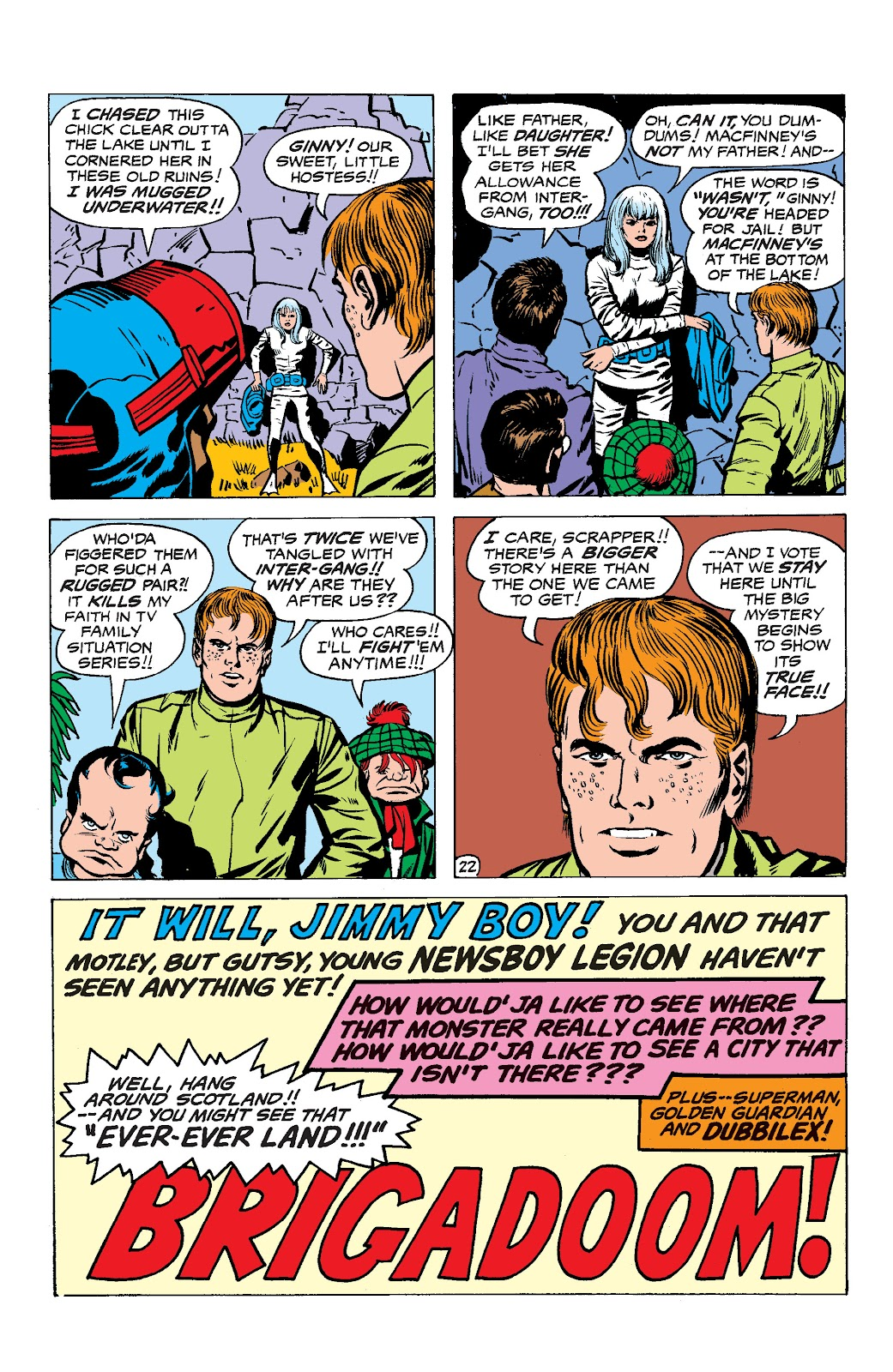 Read online Superman's Pal, Jimmy Olsen by Jack Kirby comic -  Issue # TPB (Part 3) - 61