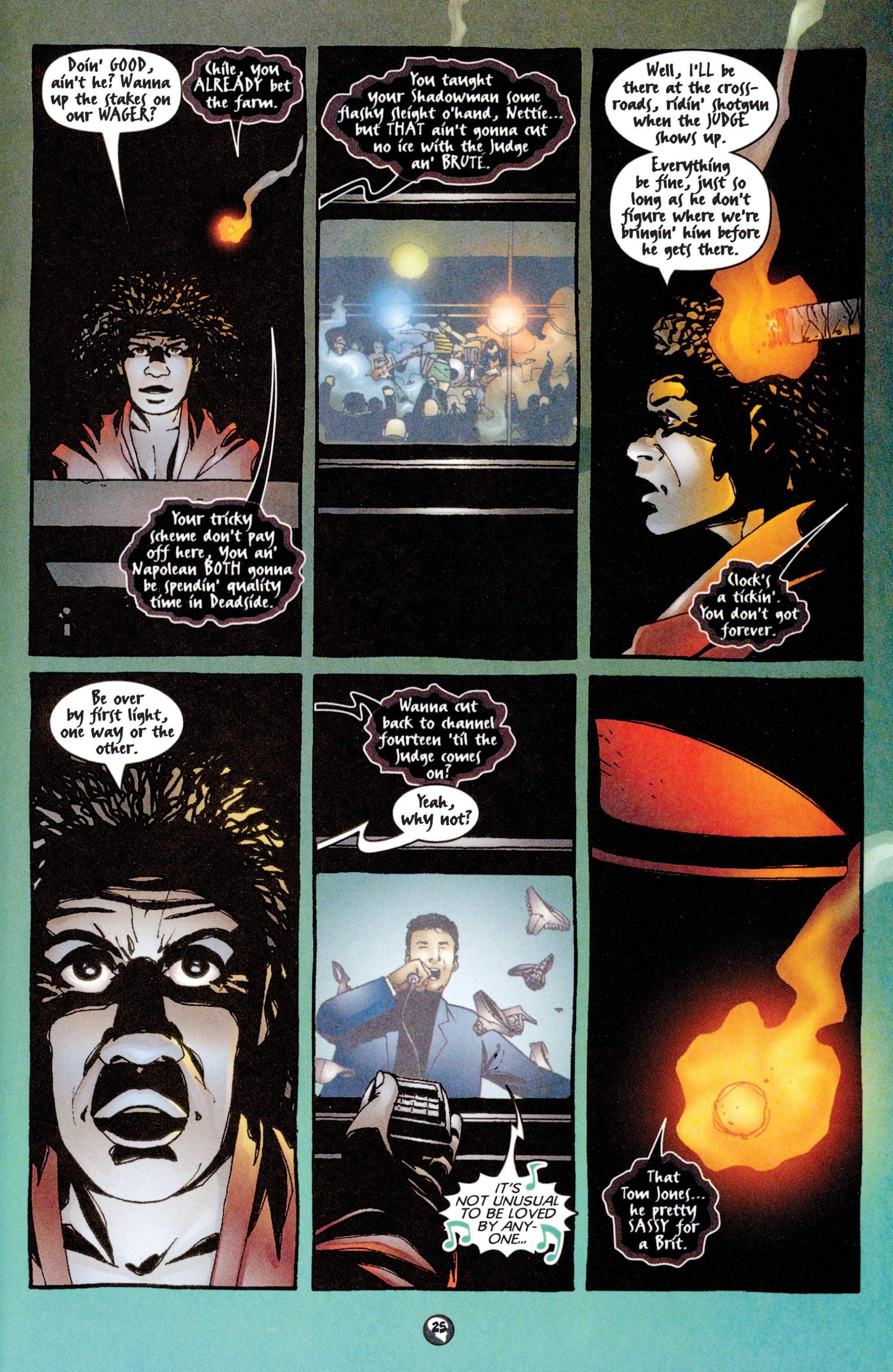 Read online Shadowman (1997) comic -  Issue #13 - 20