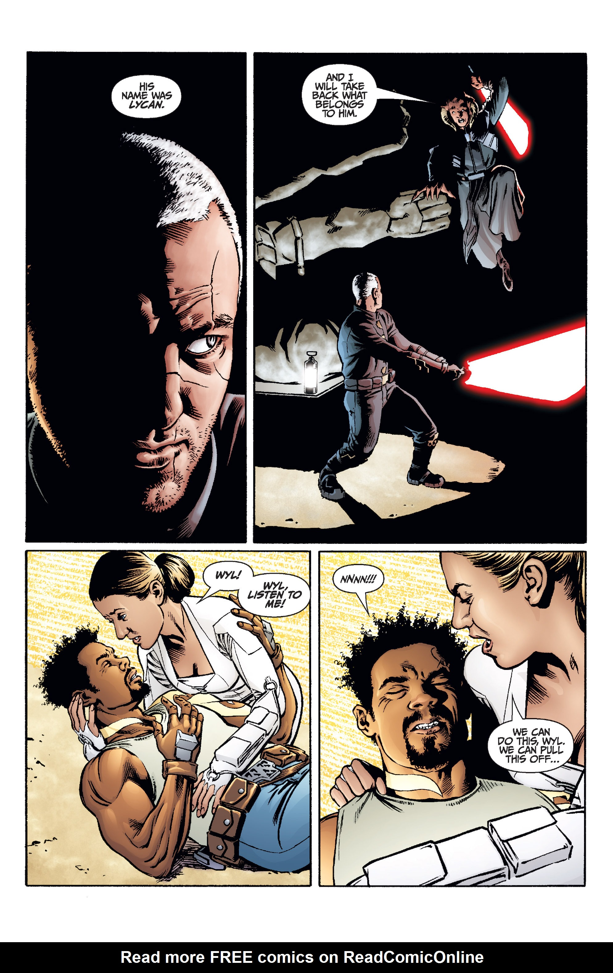 Read online Star Wars Omnibus comic -  Issue # Vol. 20 - 269