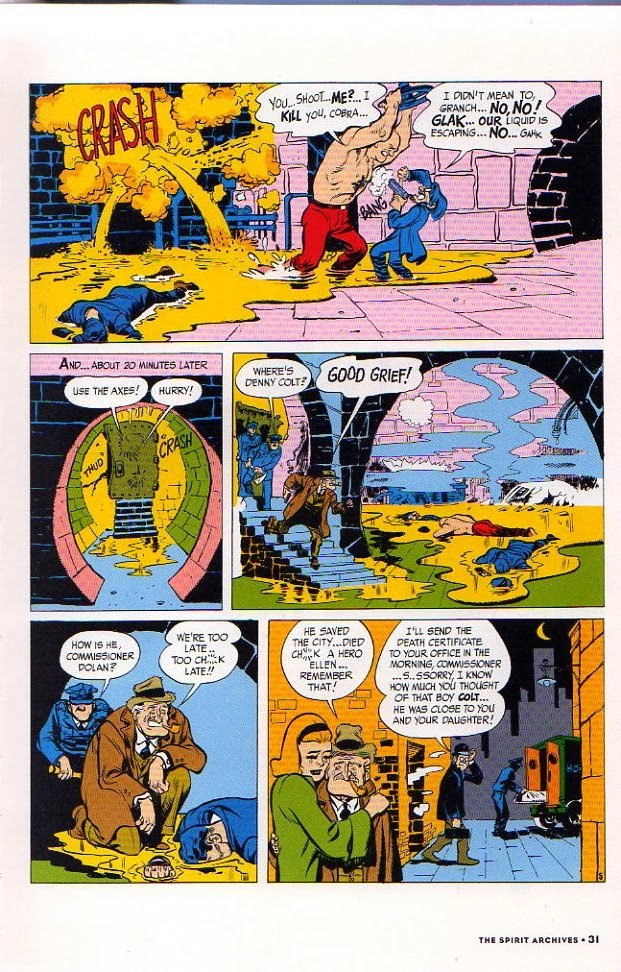 Read online Will Eisner's The Spirit Archives comic -  Issue # TPB 26 (Part 1) - 38