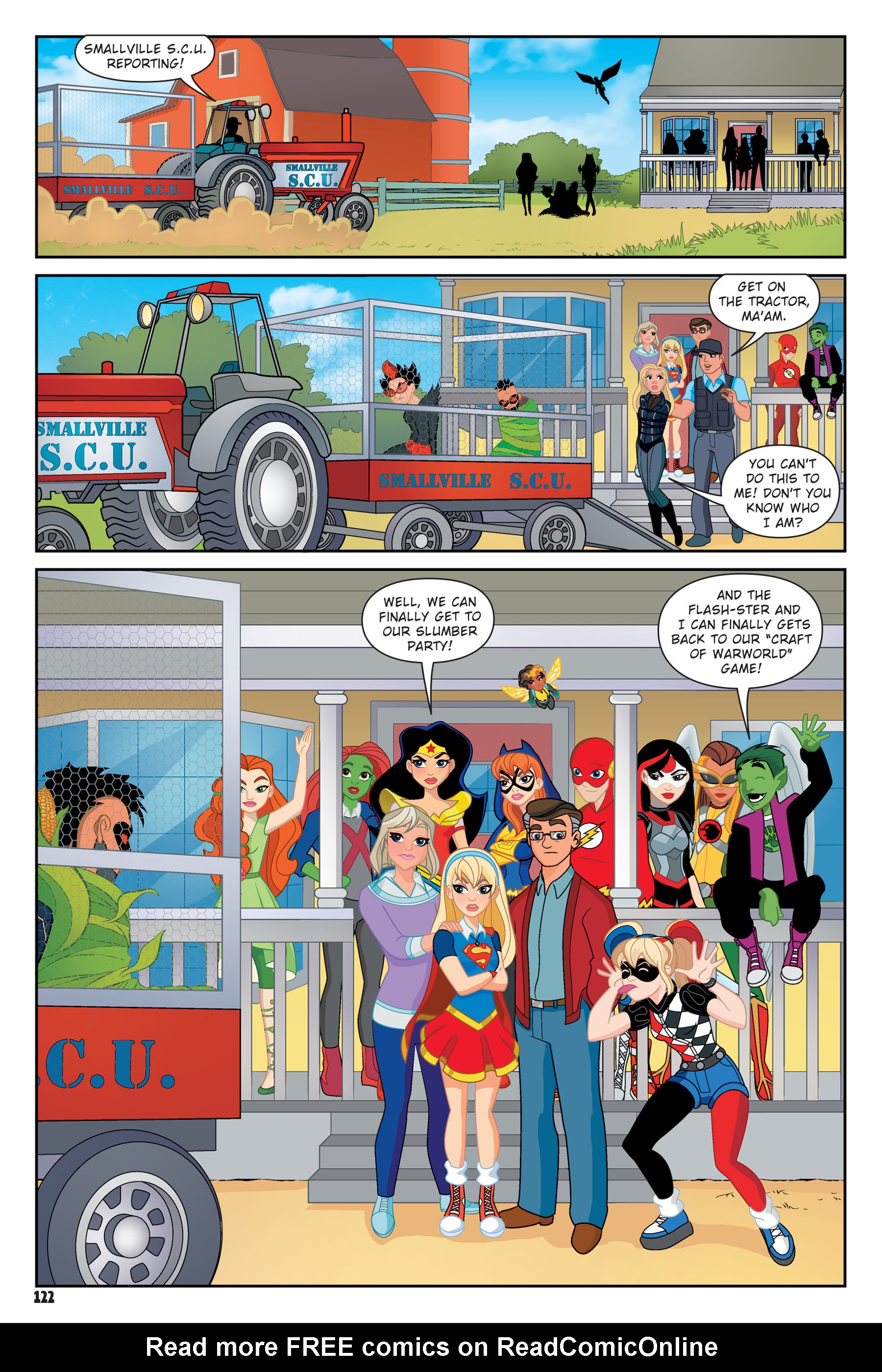 Read online DC Super Hero Girls: Hits and Myths comic -  Issue # Full - 117