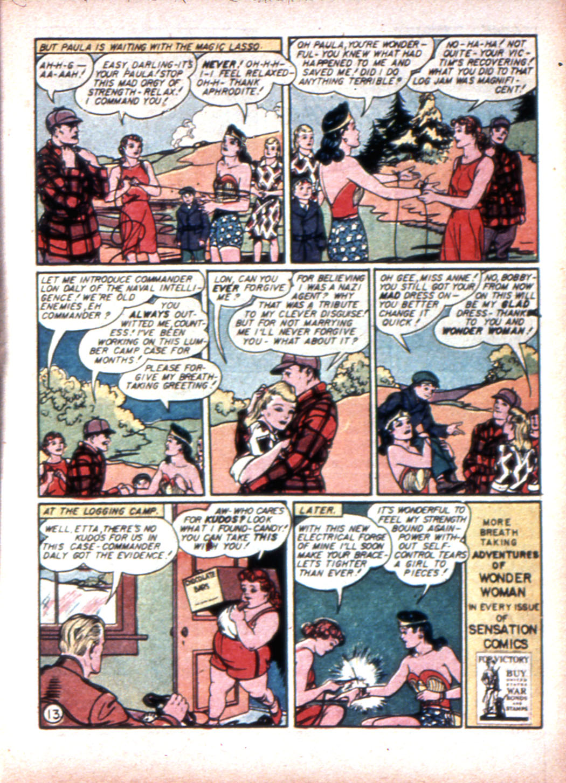 Read online Sensation (Mystery) Comics comic -  Issue #19 - 15