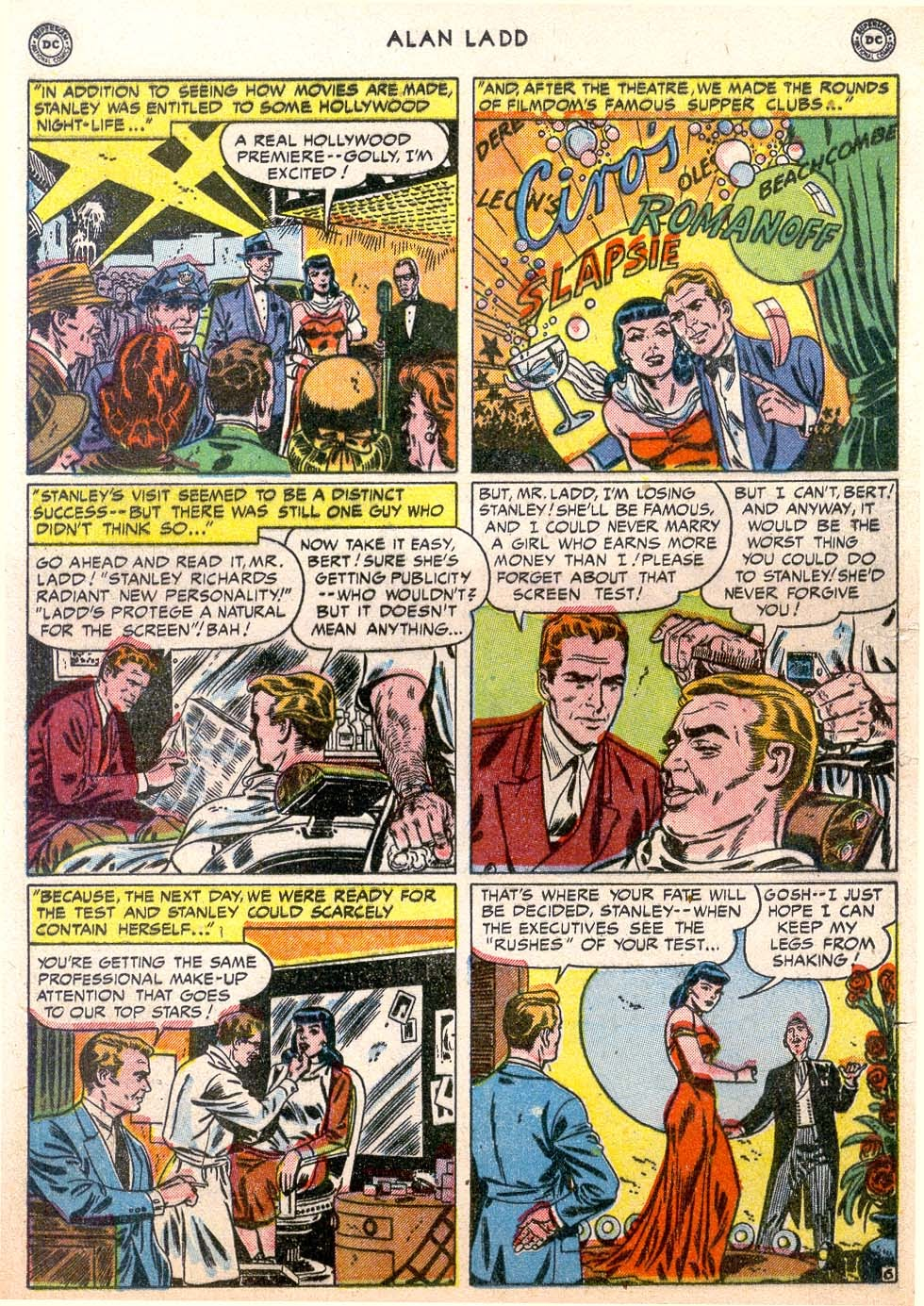 Adventures of Alan Ladd issue 4 - Page 22
