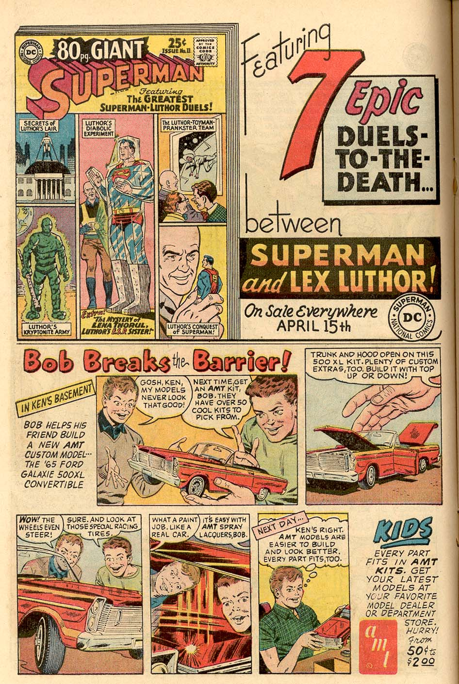 Read online Action Comics (1938) comic -  Issue #324 - 14