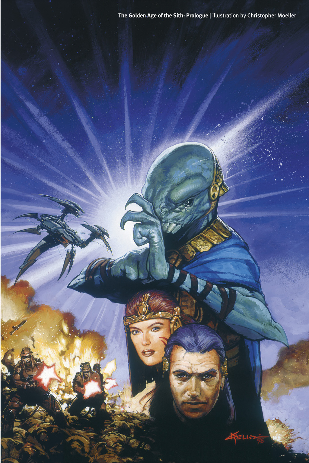 Read online Star Wars Omnibus comic -  Issue # Vol. 4 - 6
