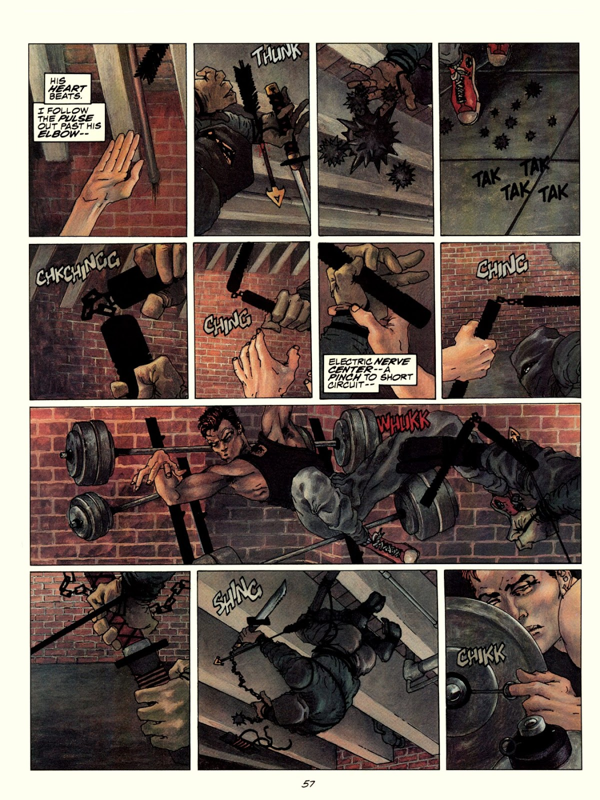 Elektra Lives Again issue Full - Page 64