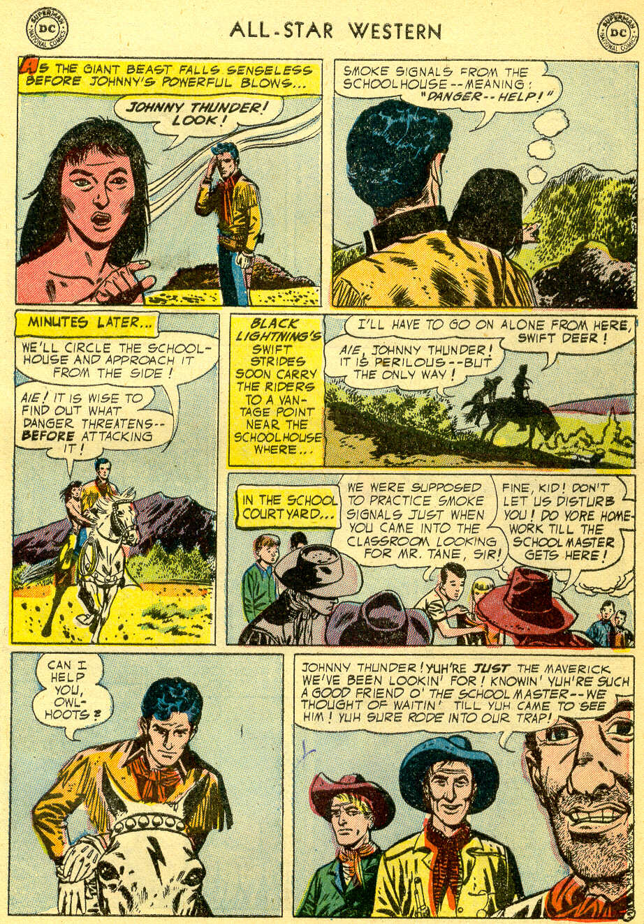 All-Star Western (1951) issue 82 - Page 33