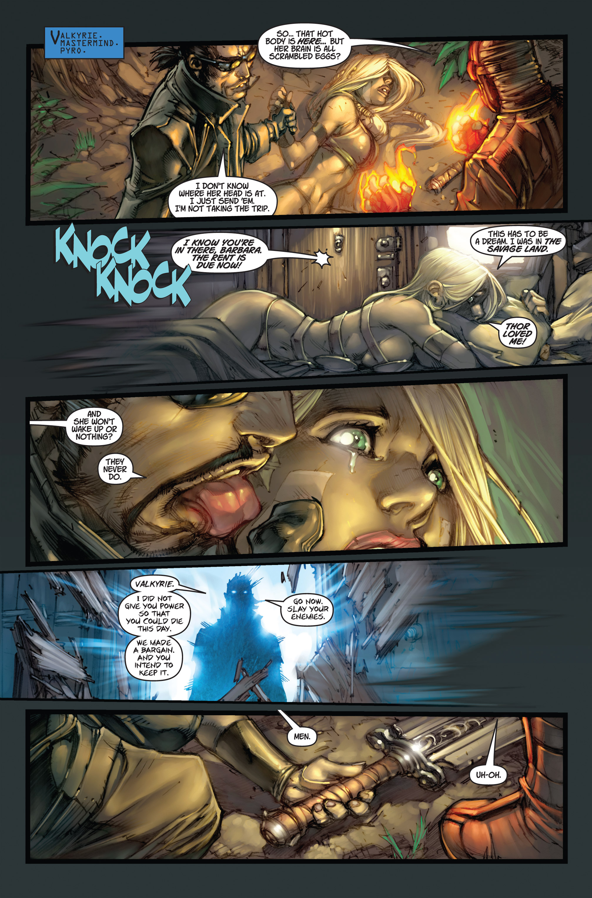 Read online Ultimates 3 comic -  Issue #5 - 12