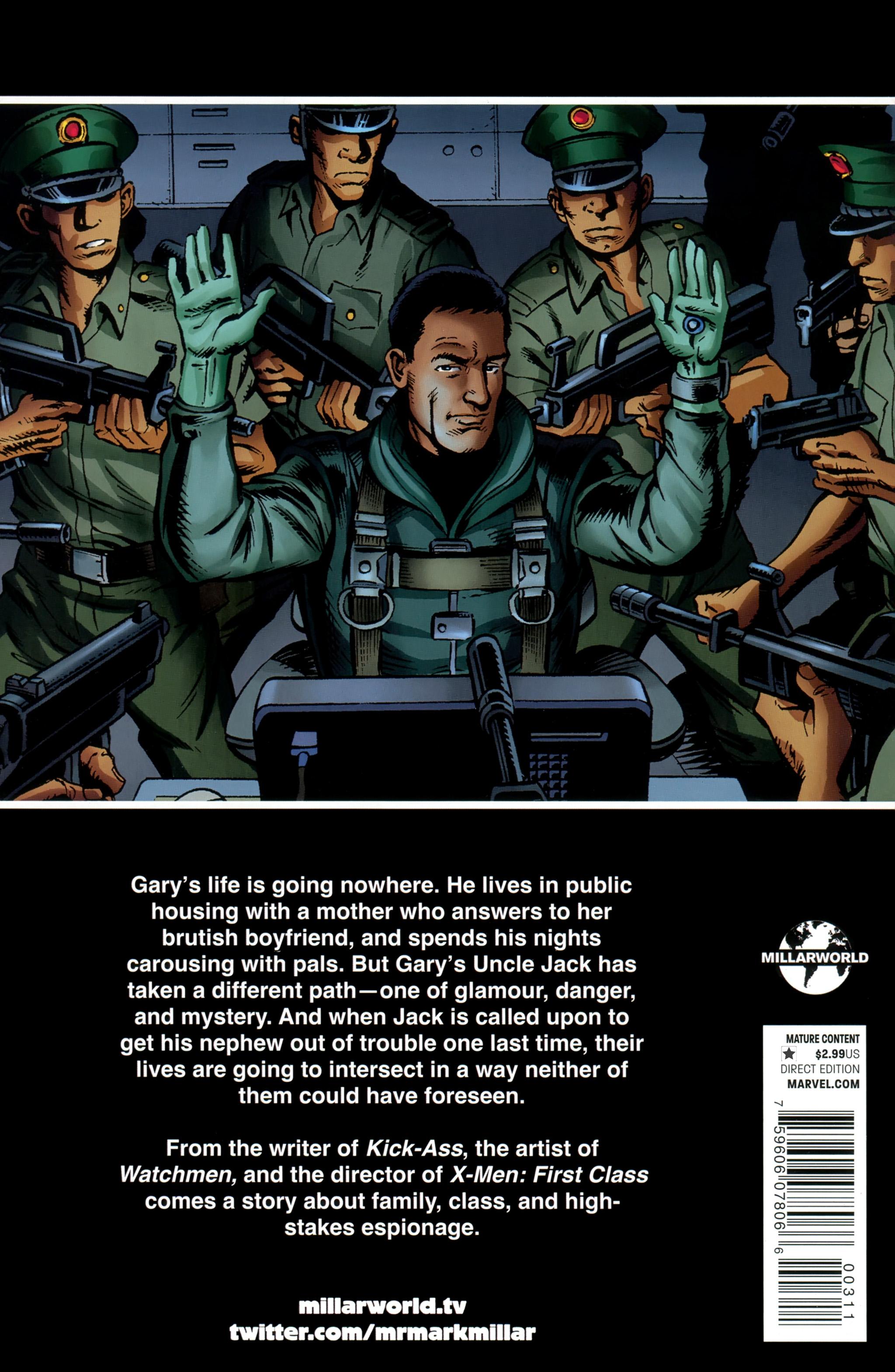 Read online Secret Service comic -  Issue #3 - 34