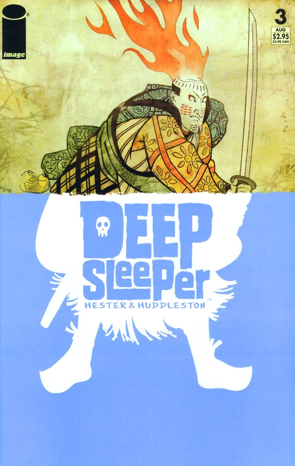Deep Sleeper 3 Page 1