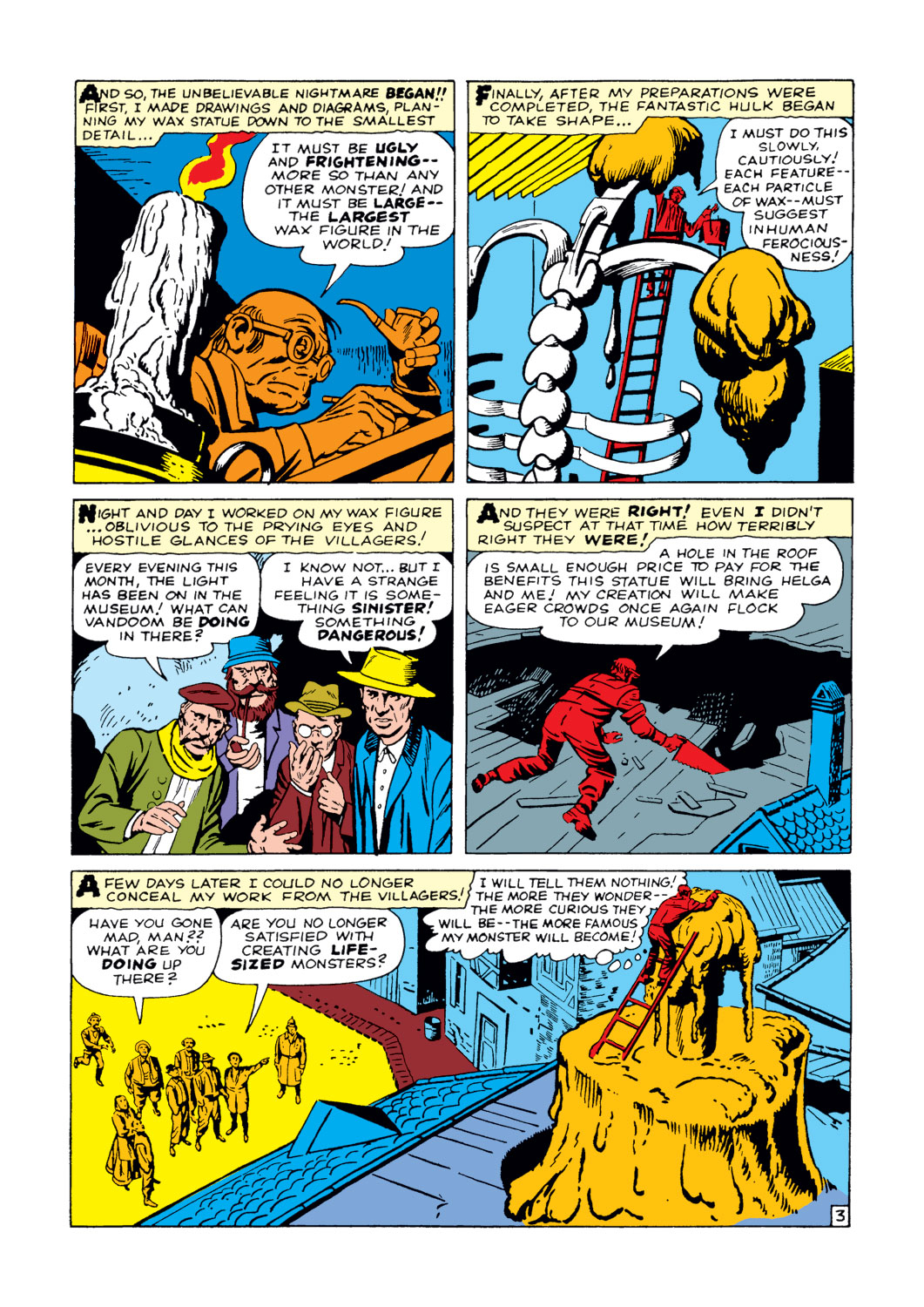 Tales to Astonish (1959) issue 17 - Page 4