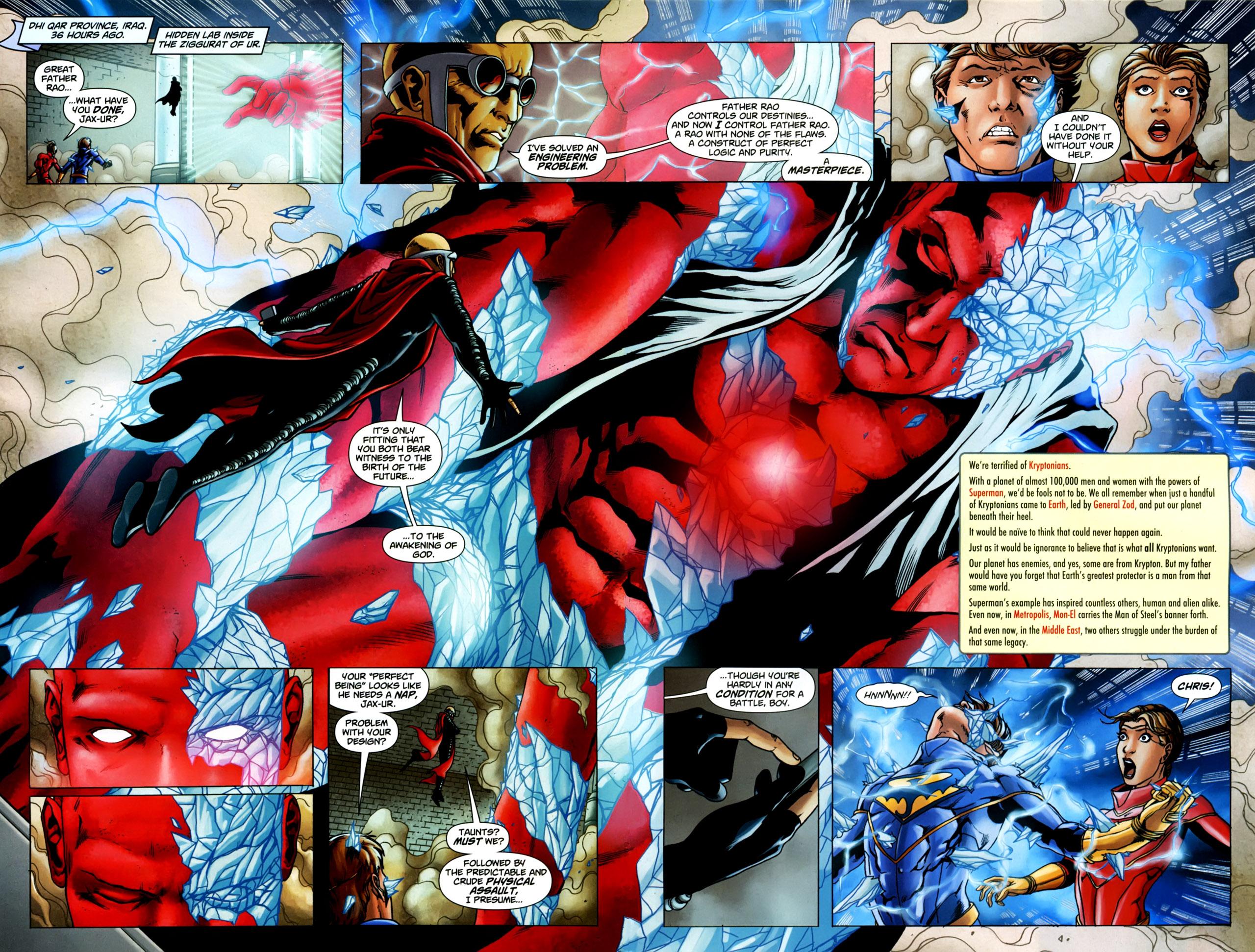 Action Comics (1938) 887 Page 4