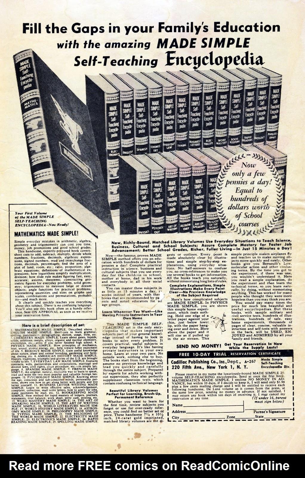 Gunsmoke Western issue 76 - Page 35