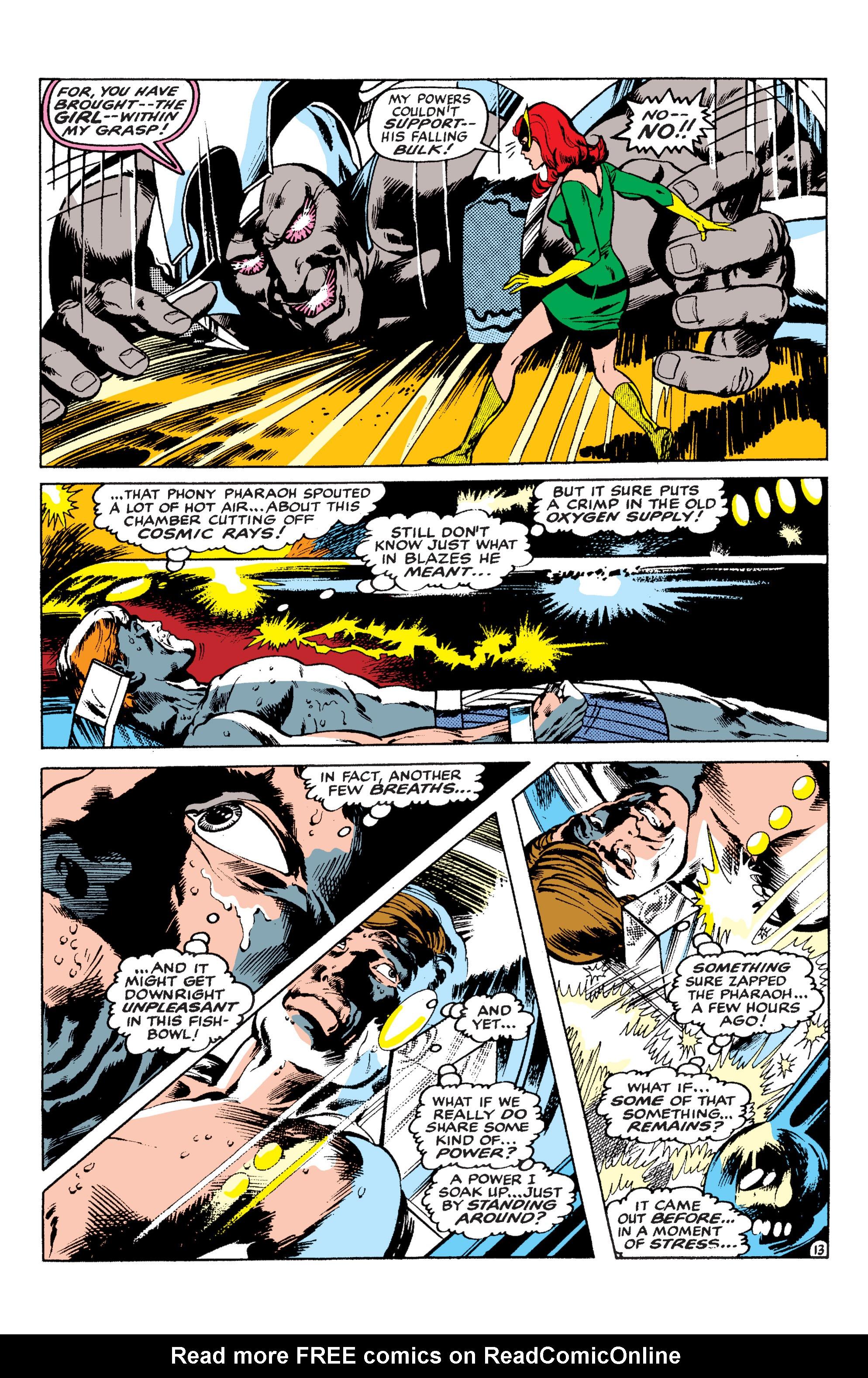 Uncanny X-Men (1963) 56 Page 13